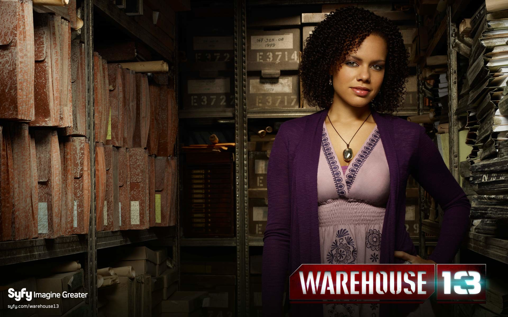 Res: 1920x1200, Warehouse 13 Wallpapers 17 - 1920 X 1200