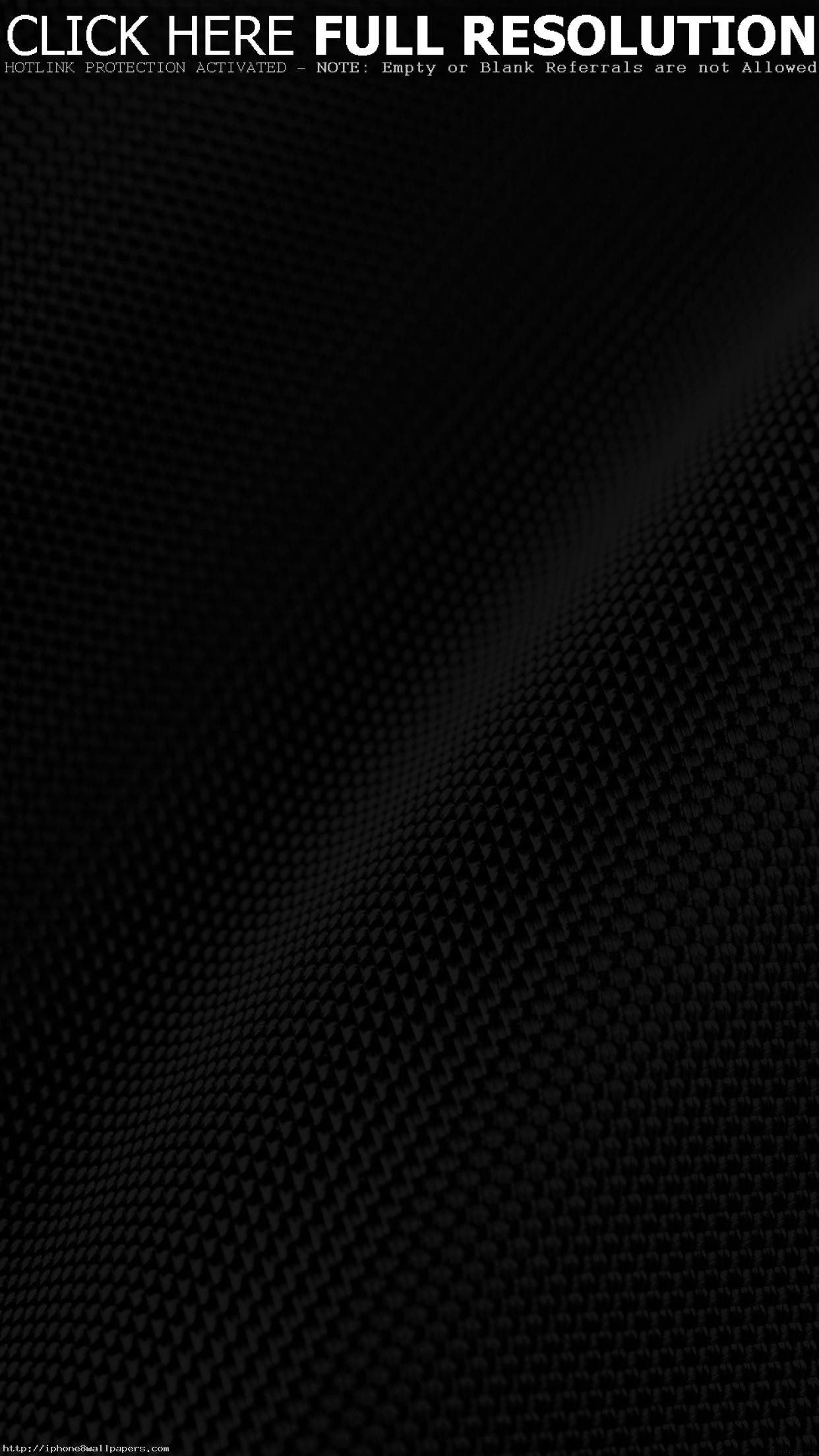 Res: 1242x2208, Tri Nylon Dark Black Android Texture Samsung Pattern Android wallpaper -  Android HD wallpapers