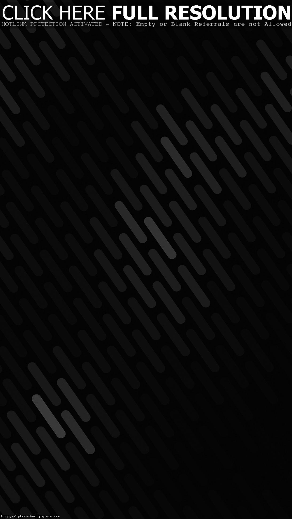 Res: 1242x2208, Abstract Dark Bw Dots Lines Pattern Android wallpaper - Android HD  wallpapers