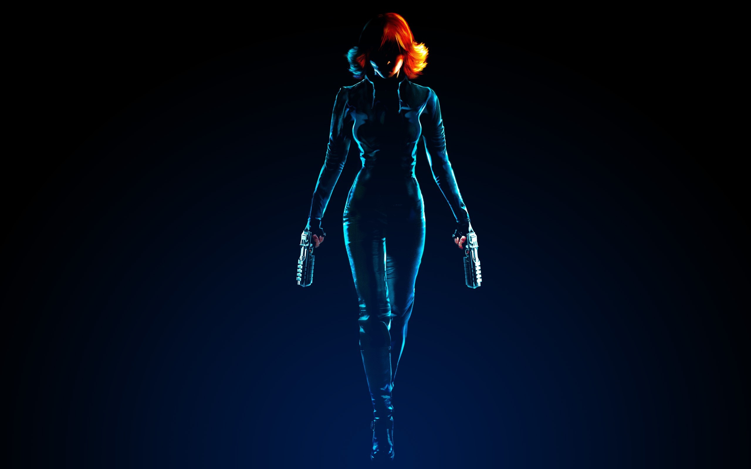Res: 2560x1600, Perfect Dark Wallpaper
