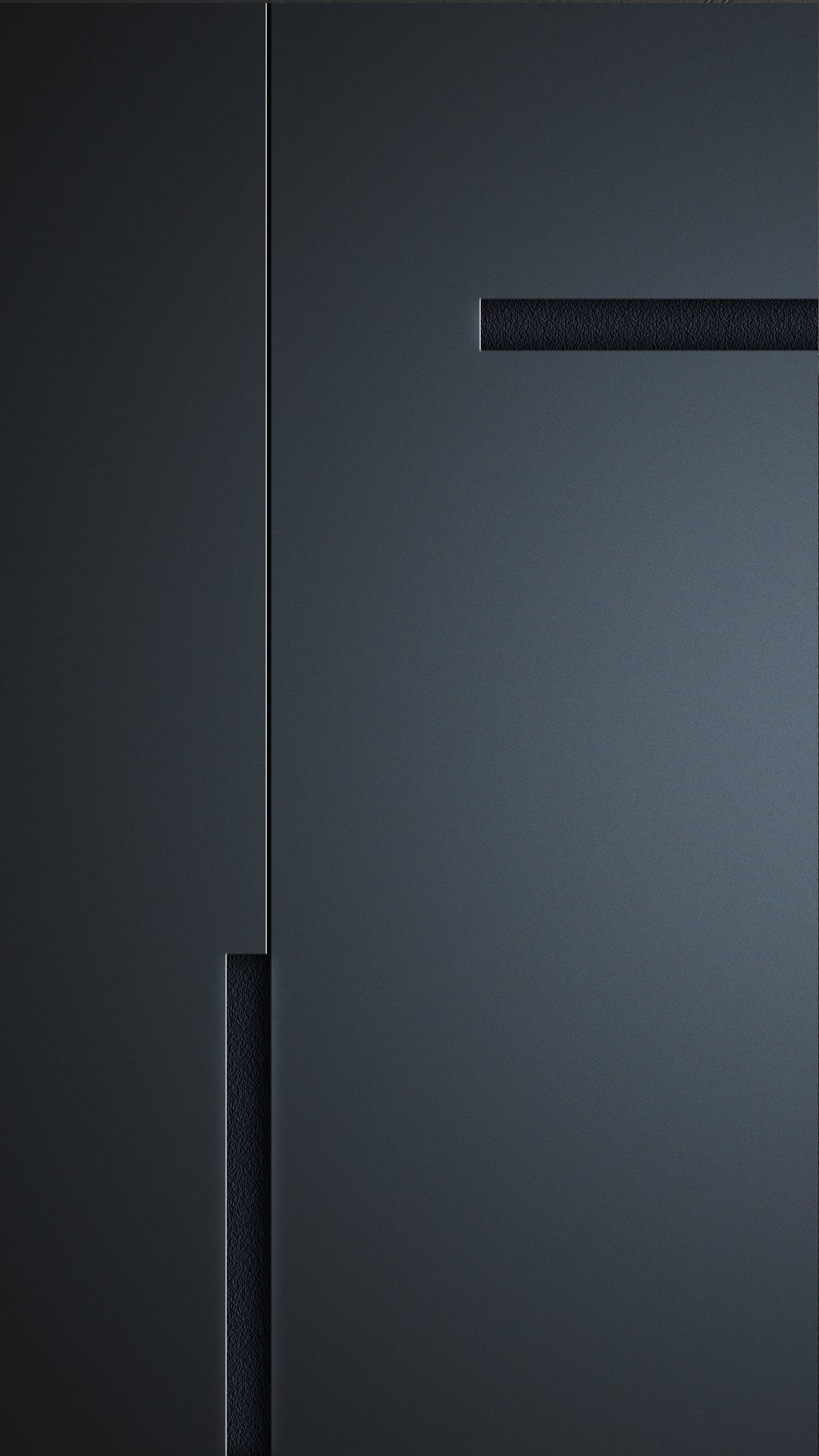 Res: 1080x1920, Dark Metal Steel Clean Android Wallpaper ...