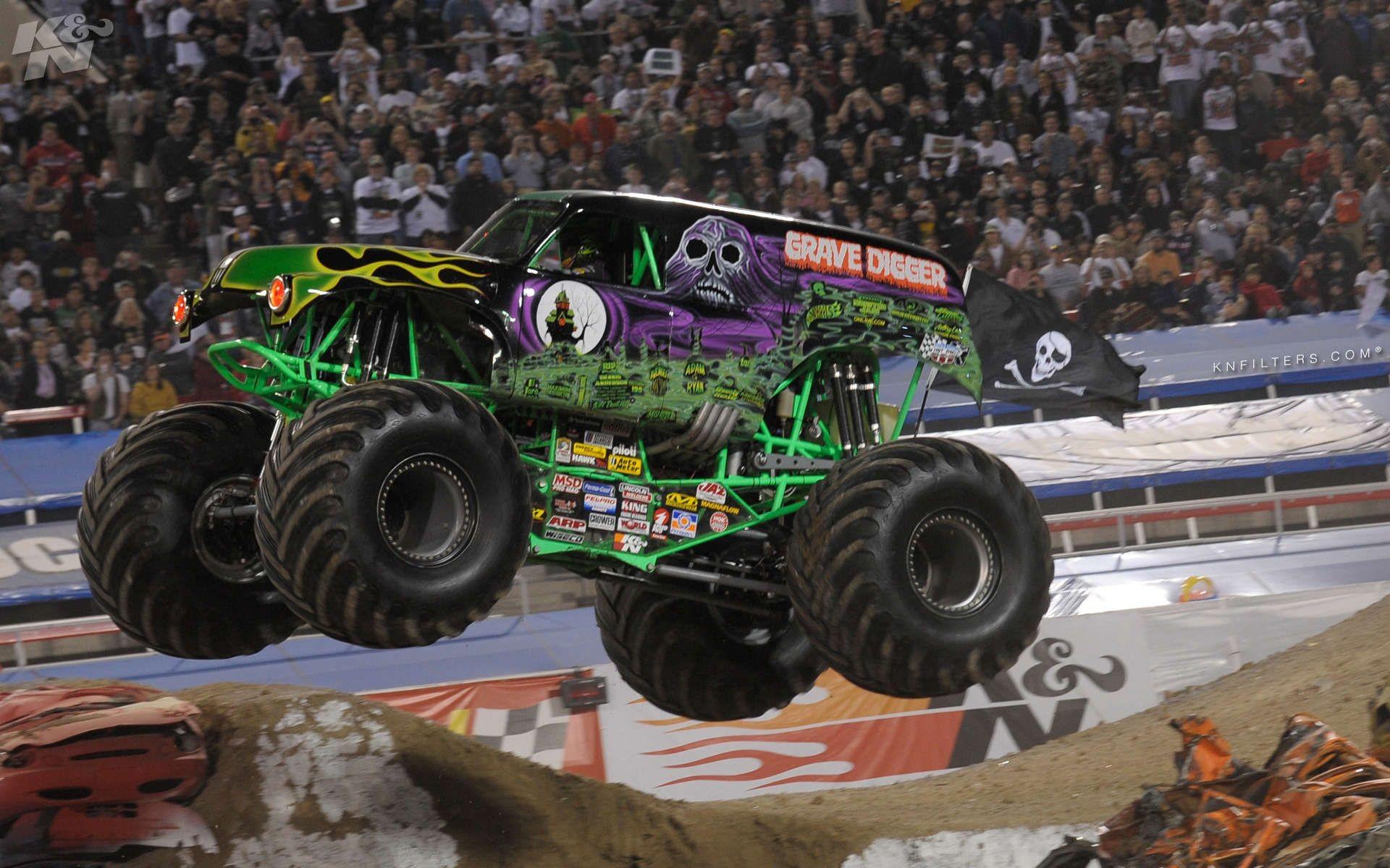 Res: 1920x1200, monster truck wallpaper desktop - http://hdwallpaper.info/monster-truck- wallpaper-desktop/ HD Wallpapers