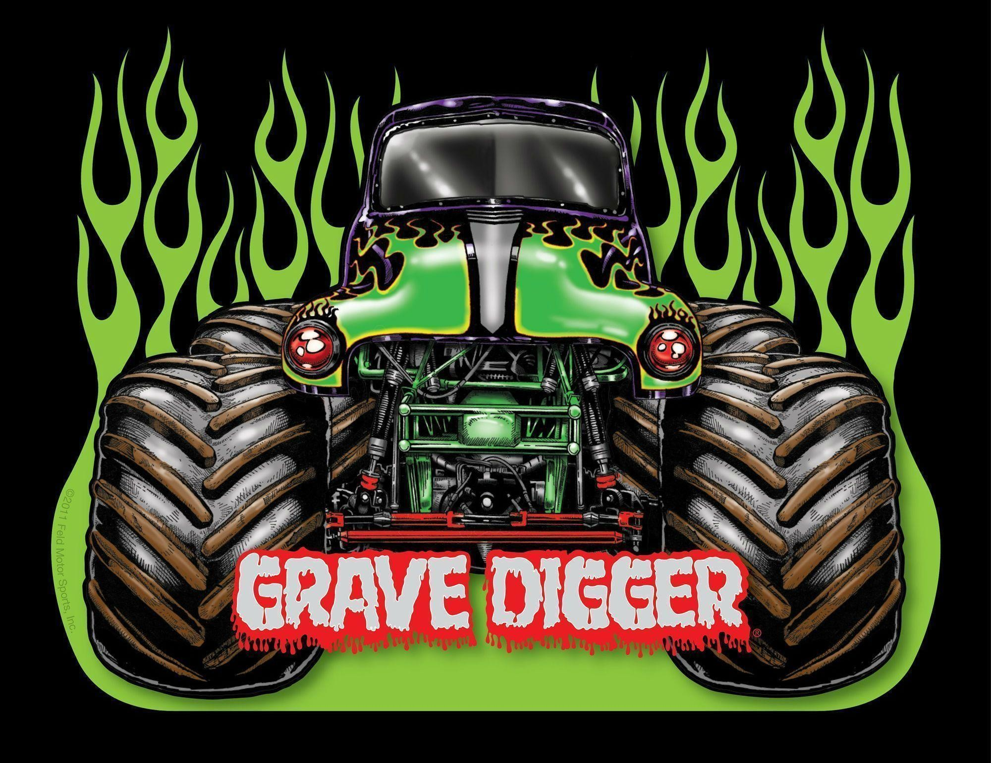Res: 2000x1541, 230317592 Grave Digger Monster Truck Photos