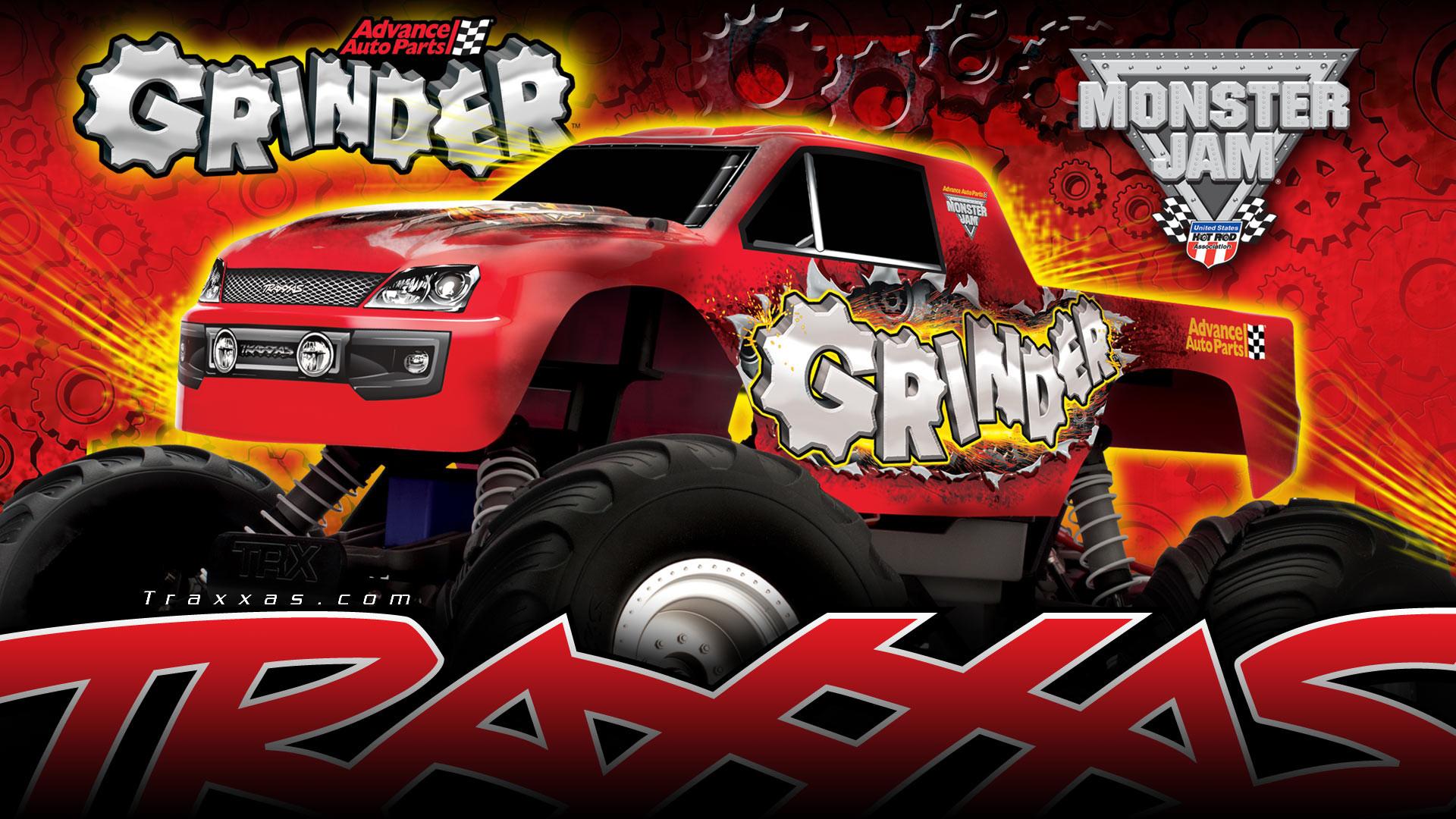 Res: 1920x1080, Monster-truck monster truck trucks 4x4 wheel wheels w wallpaper |   | 95772 | WallpaperUP