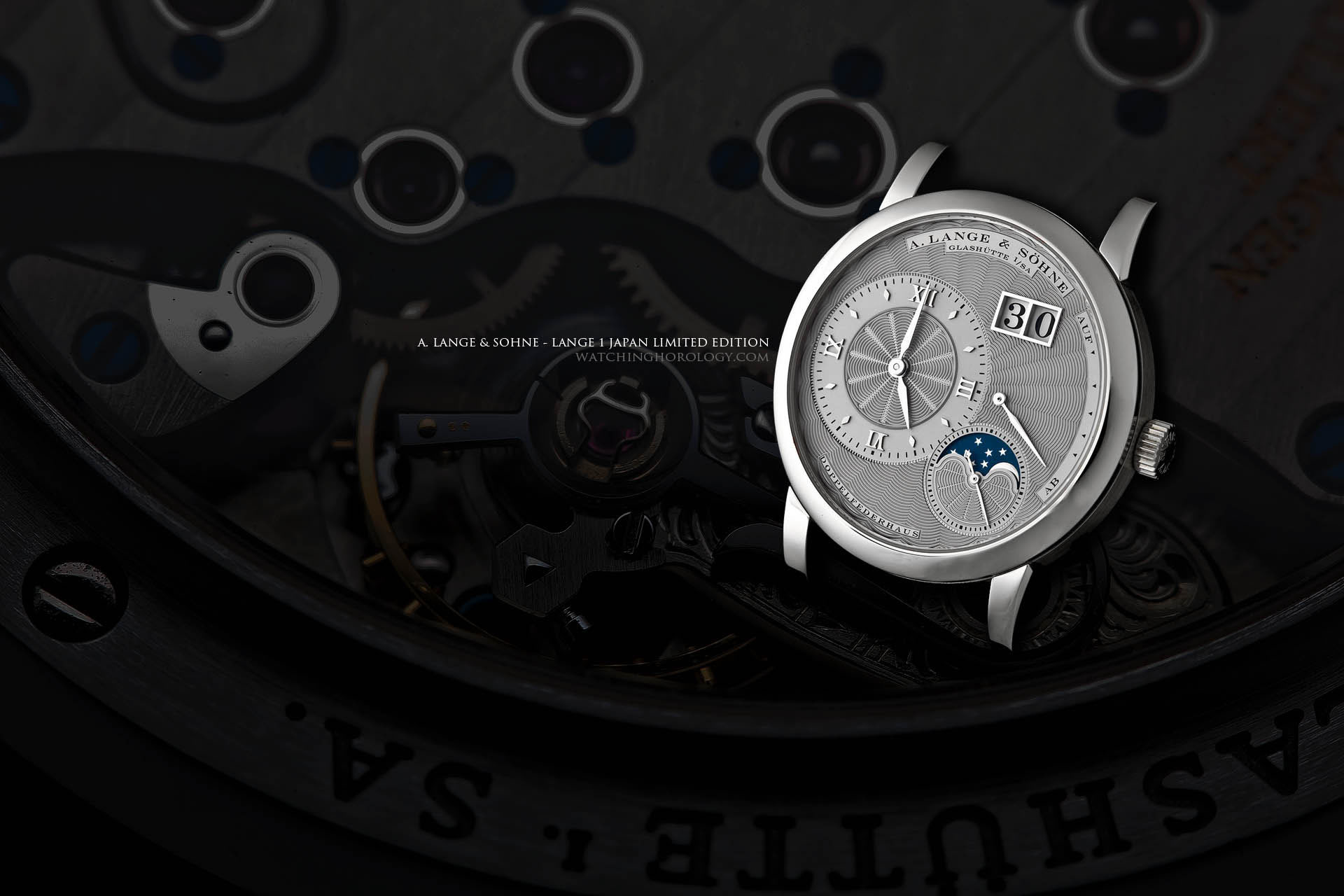 Res: 1920x1280, The Japan Lange 1 Limited Edition Wallpaper - WatchingHorology. Â«