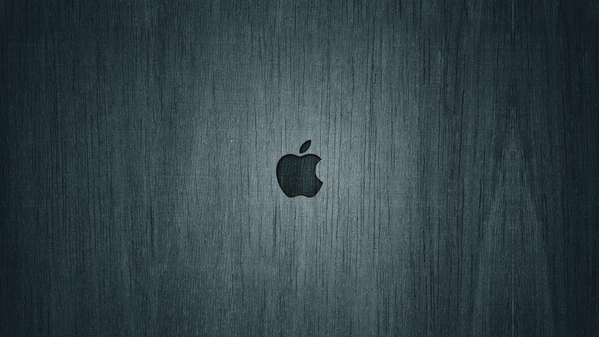 Res: 1920x1080, Apple Dark Wood HD Wallpaper. « »
