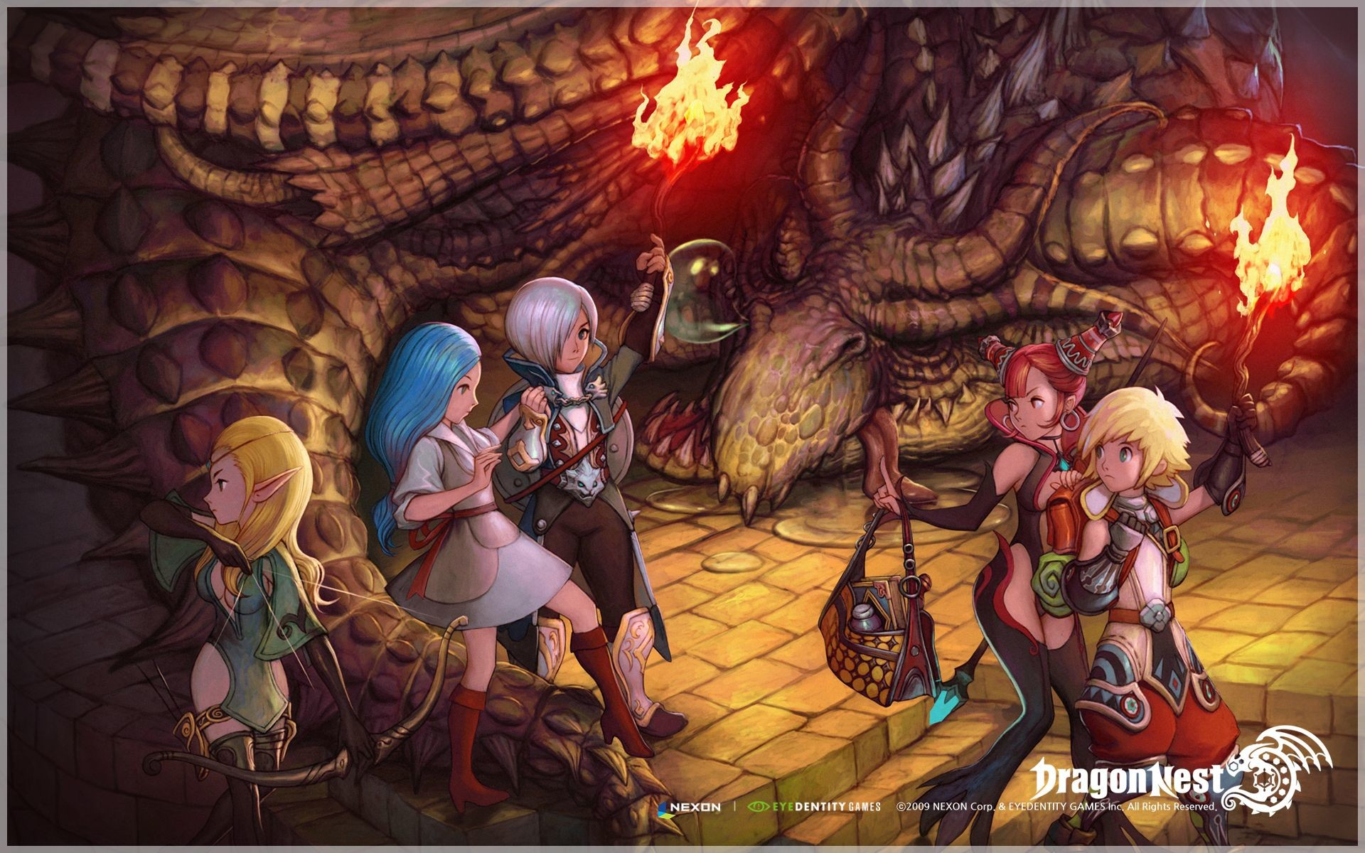 Res: 1920x1200, Wizard101-Wallpapers-Gallery-(45-Plus)-PIC-WPW50573