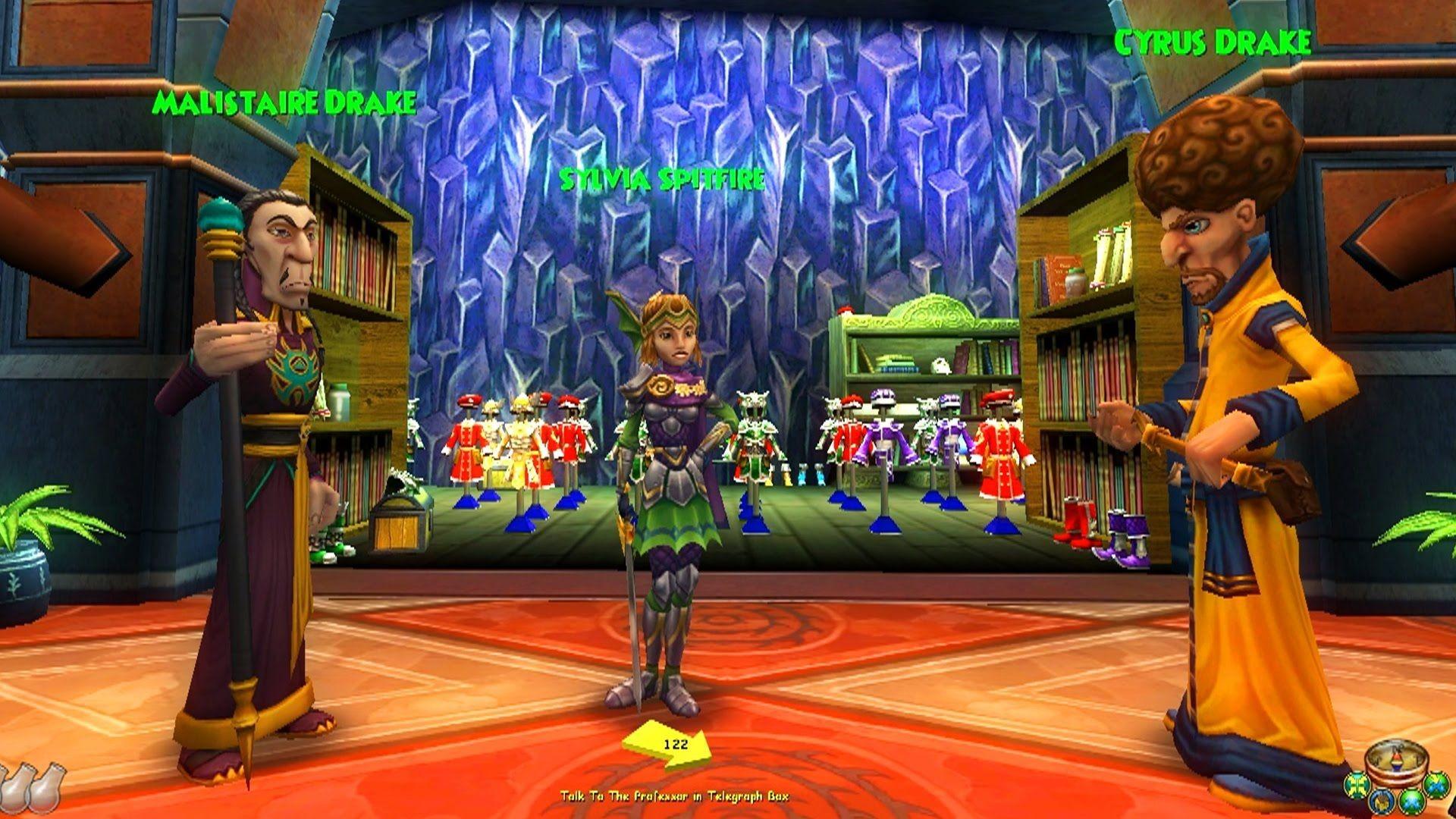 Res: 1920x1080, Wizard101: The Five B.O.X.E.S. Event - Avalon - FINAL
