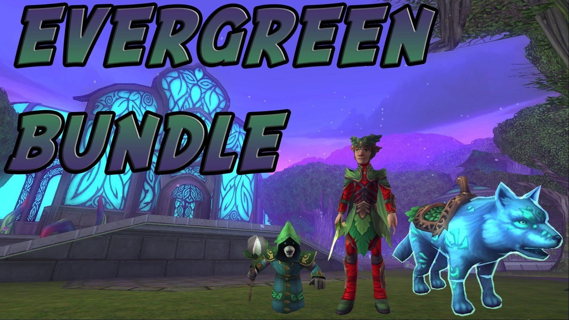 Res: 1920x1080, Wizard101download Elegant Wizard101 Evergreen Bundle Youtube