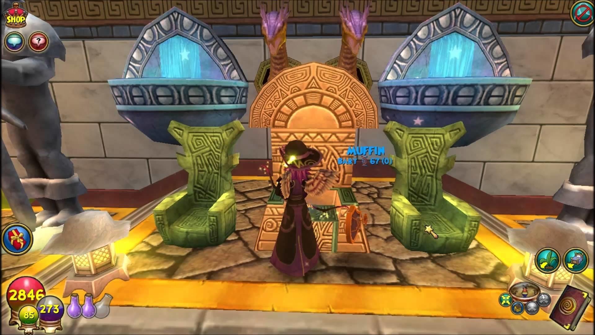 Res: 1920x1080, Wizard101 invites us to the dinosaur world of Azteca