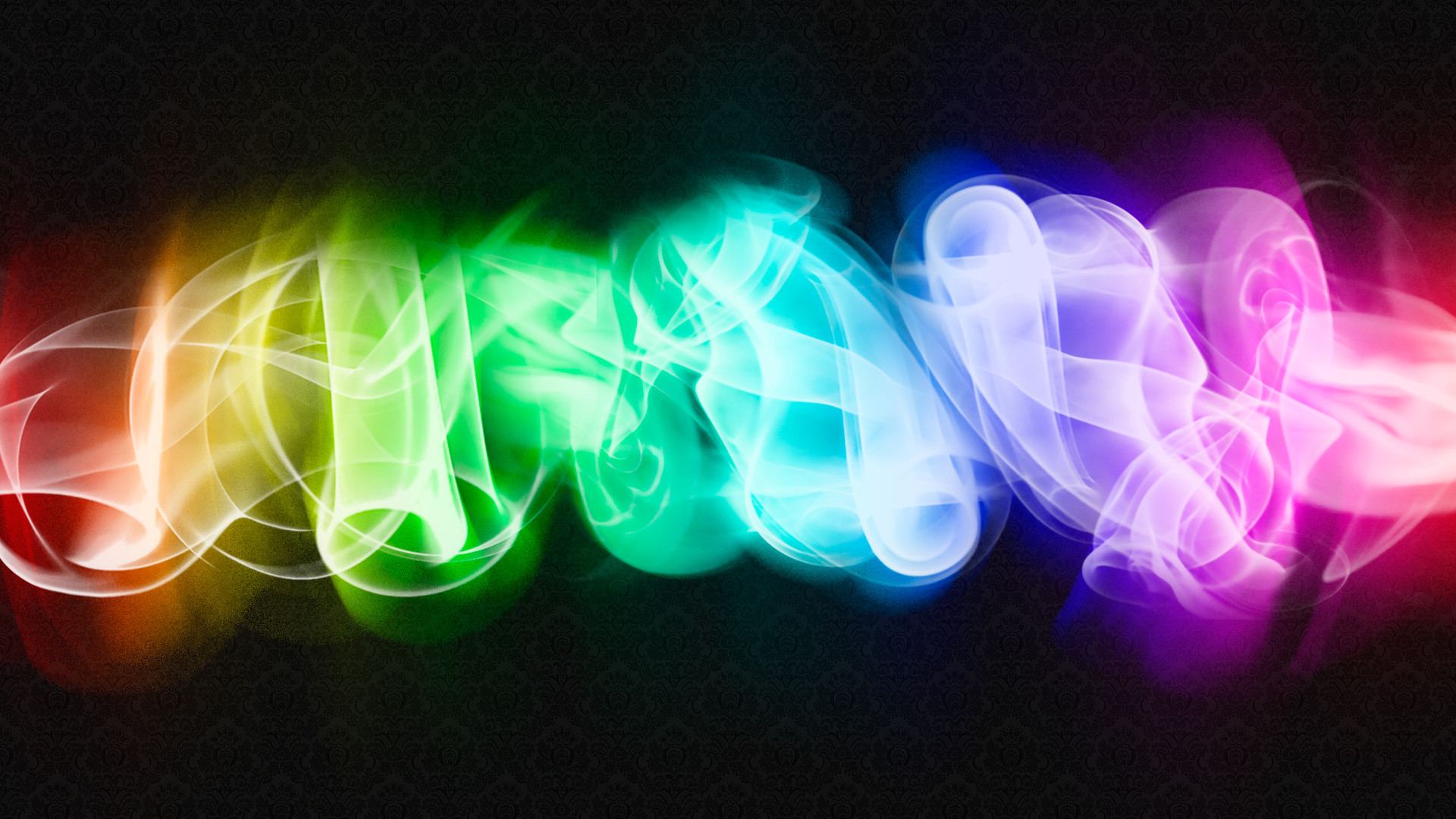 Res: 1920x1080, Colorful Neon Smoke Backgrounds