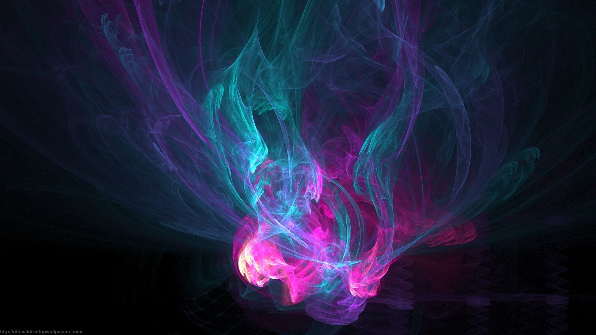 Res: 1920x1080,  colored smoke widescreen hd abstract desktop wallpaper