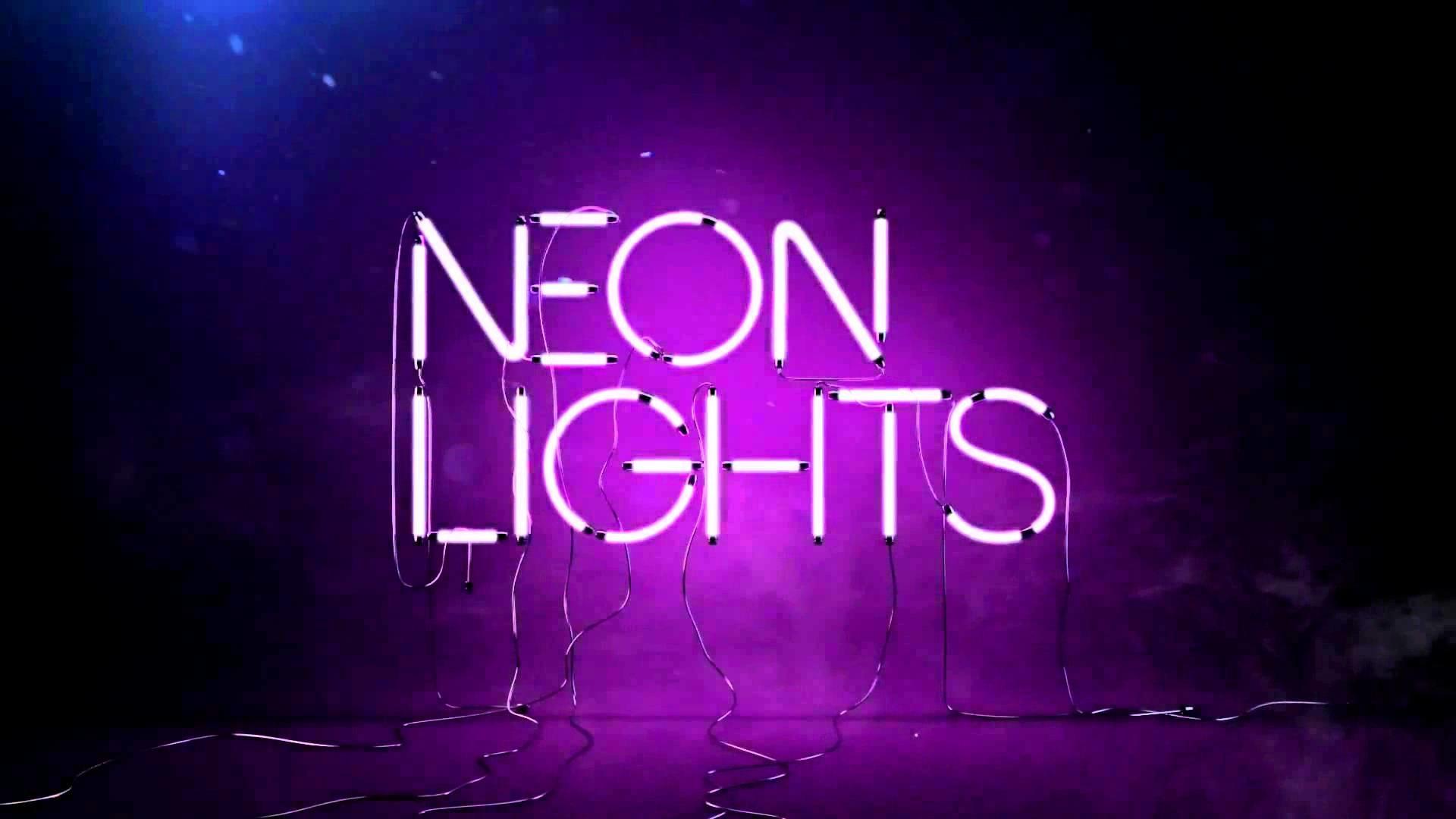 Res: 1920x1080, Neon Lights