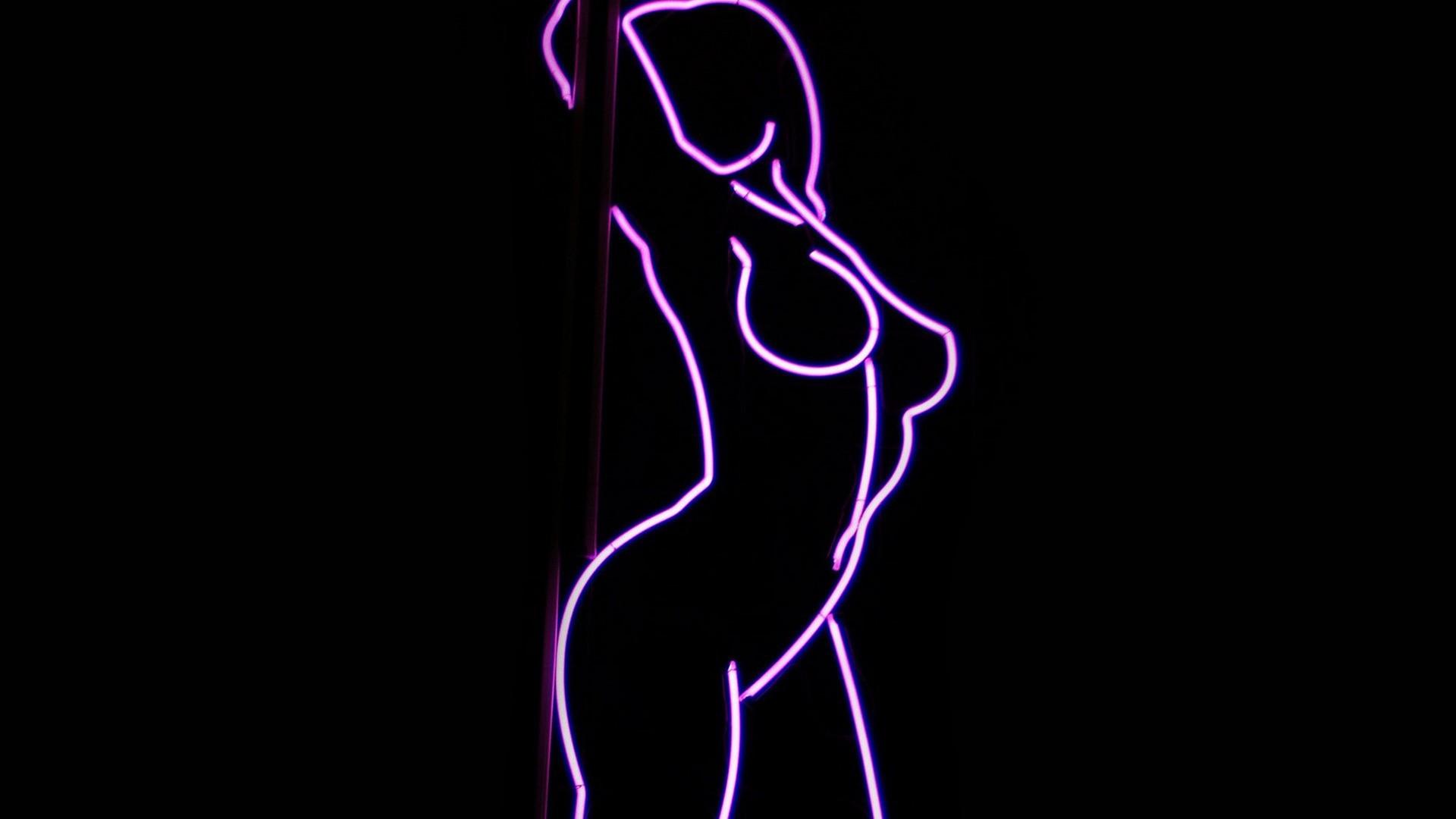 "Res: 1920x1080, 3D - Wallpaper | Art ""Optical Illusion/3D"" Art | Pinterest | Neon"