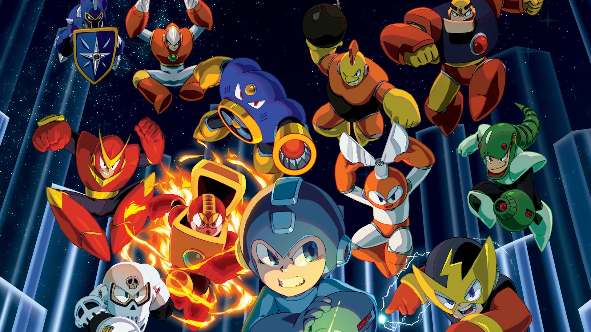 Res: 1920x1080, 36+ Megaman Wallpapers, Megaman HD Widescreen Photos, Free Download .