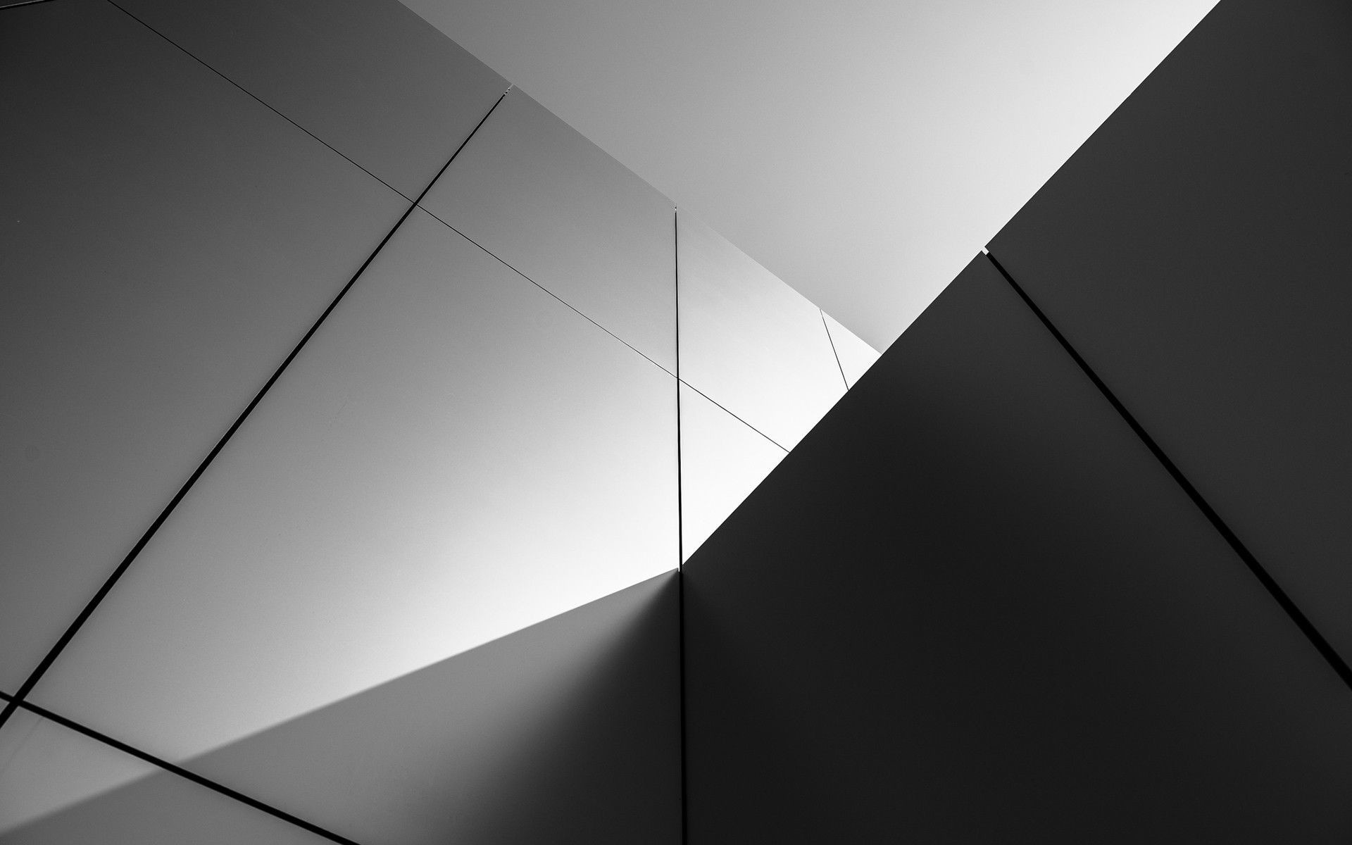 Res: 1920x1200, Black and White Abstract Wallpaper 4