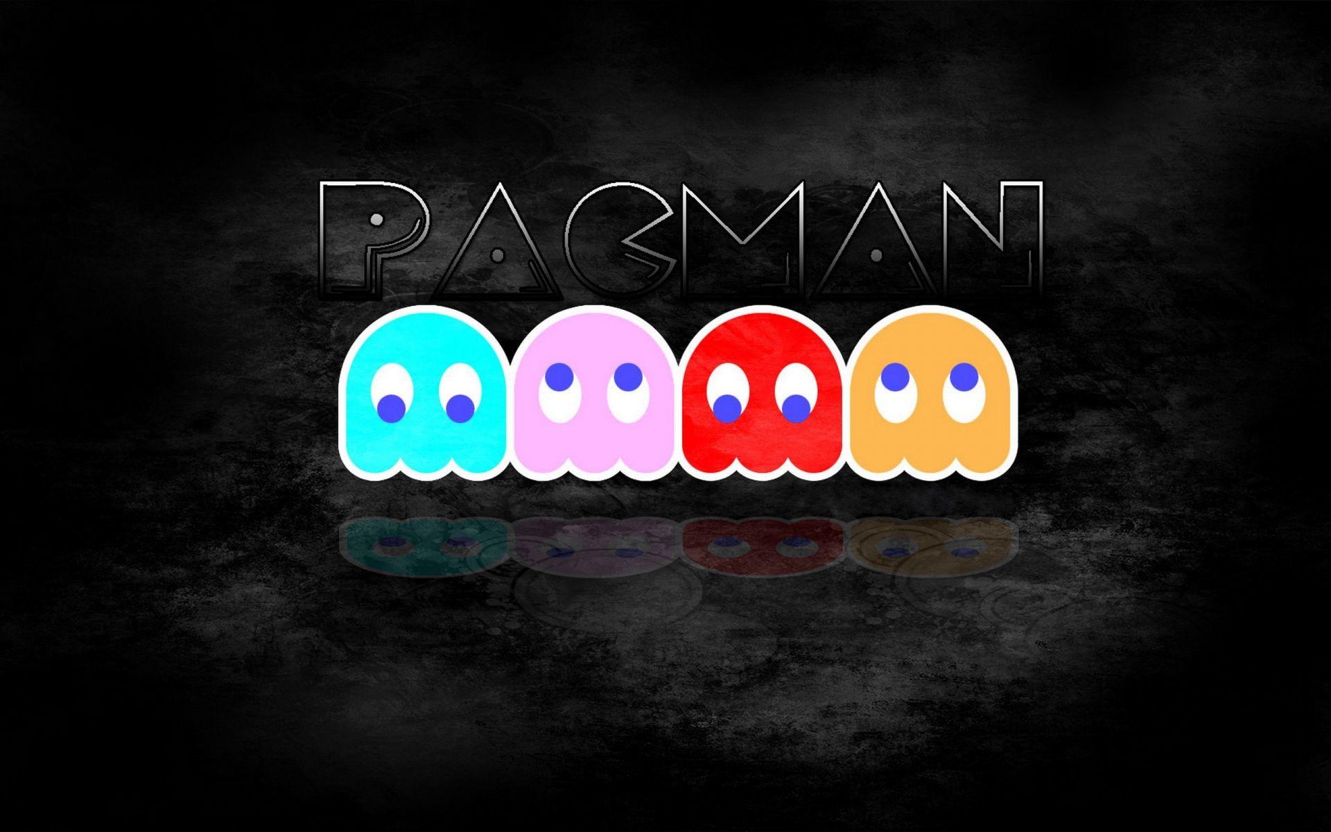 Res: 1920x1200, HD Pacman Wallpaper.