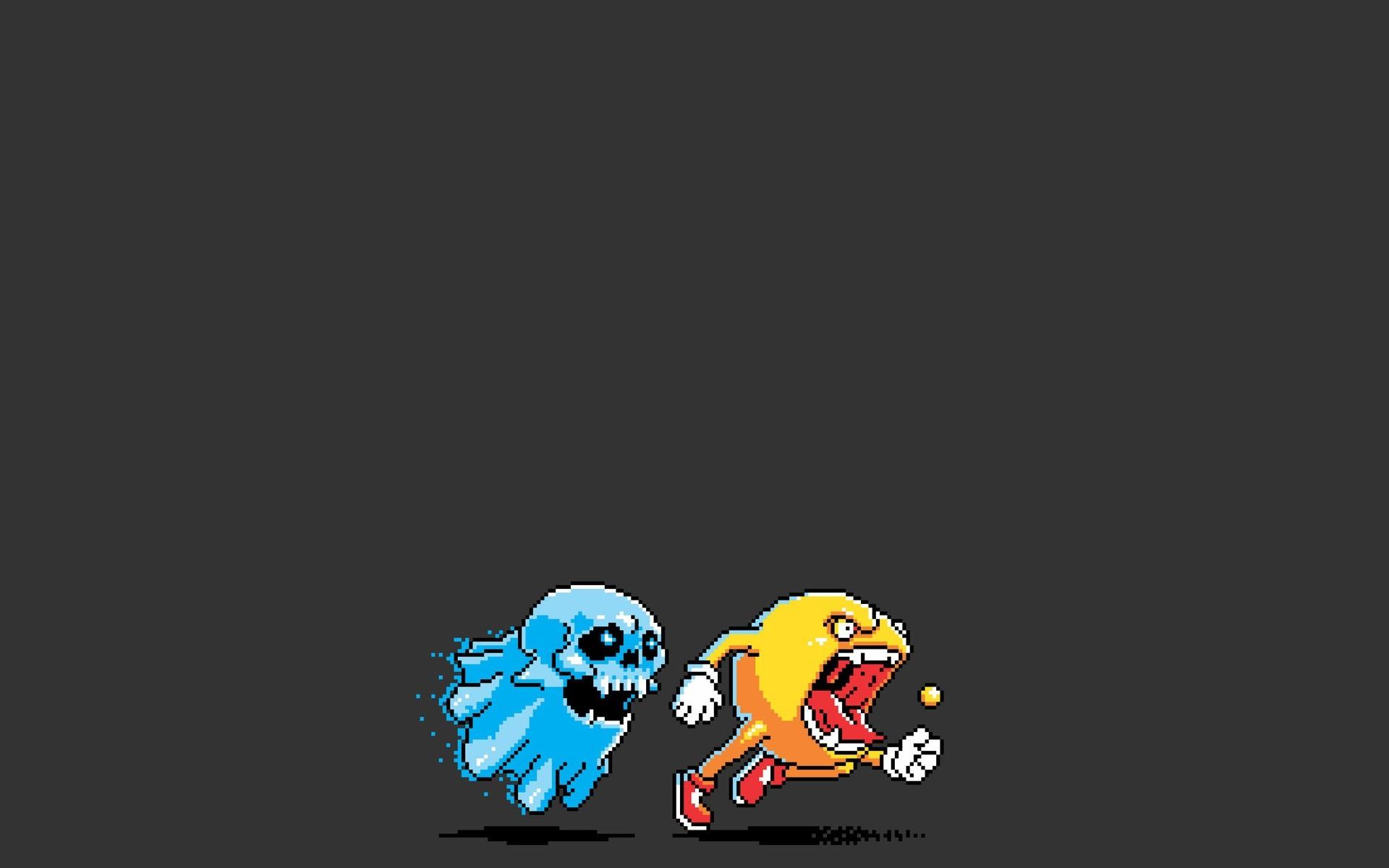 Res: 1920x1200, Pac-Man HD Wallpaper | Hintergrund |  | ID:284128 - Wallpaper Abyss