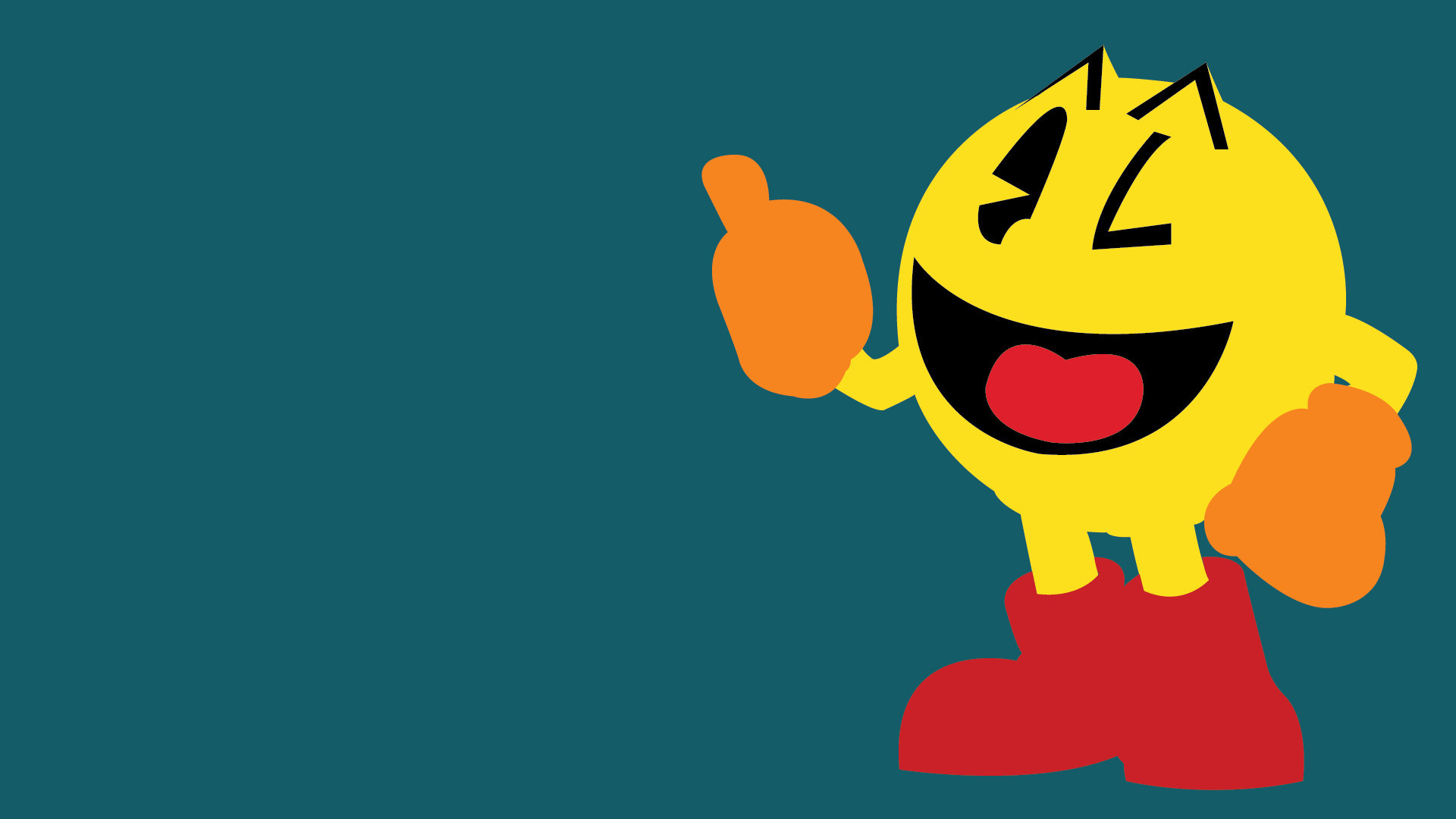 Res: 1920x1080,  Pac-Man HD Wallpapers 17 - 1920 X 1080