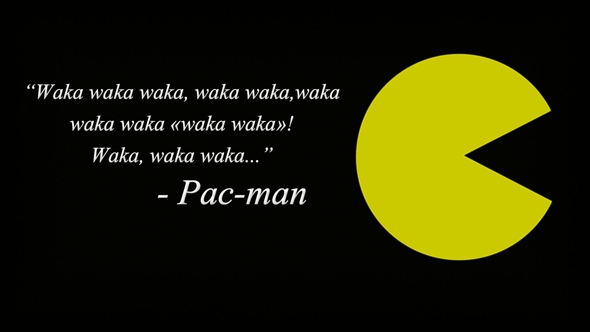 Res: 1920x1080, Pacman Wallpaper