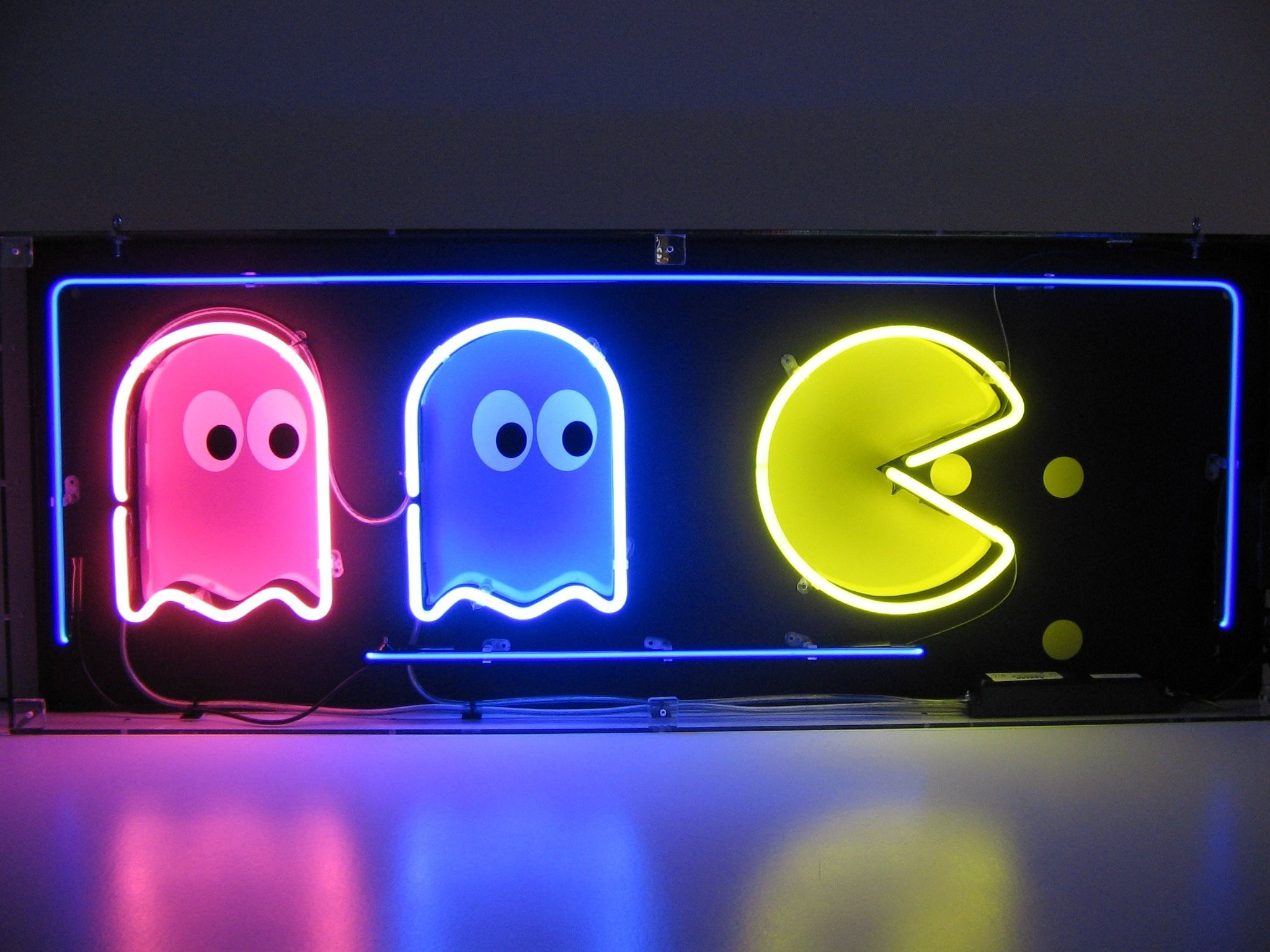 Pacman Wallpapers Hd Wallpaper Collections 4kwallpaper Wiki