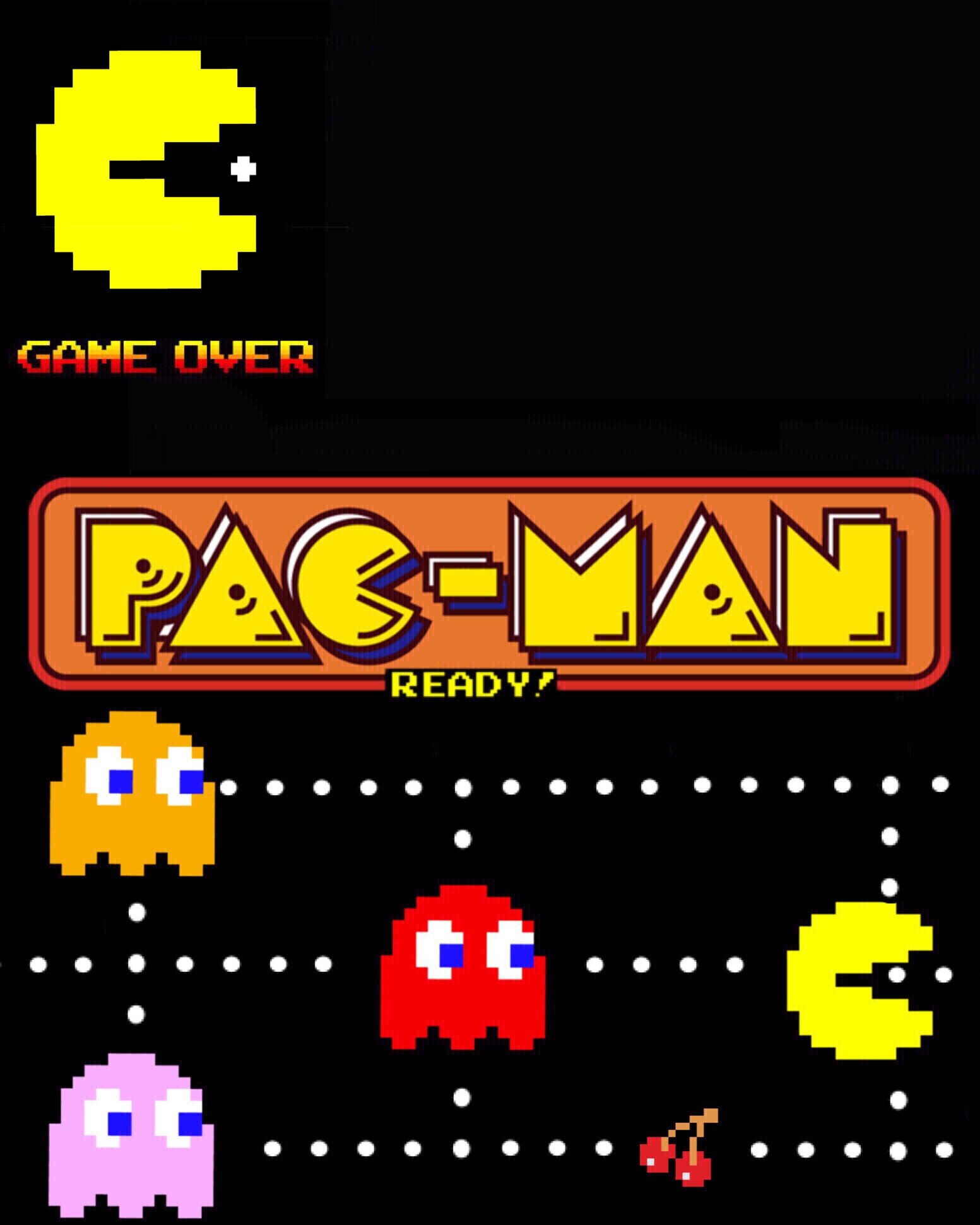 Res: 1553x1941, Apple Watch Face - Pacman. pacman pac man games