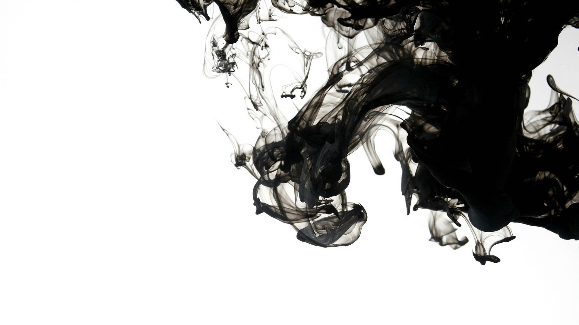 Res: 1920x1080, black white abstract wallpaper