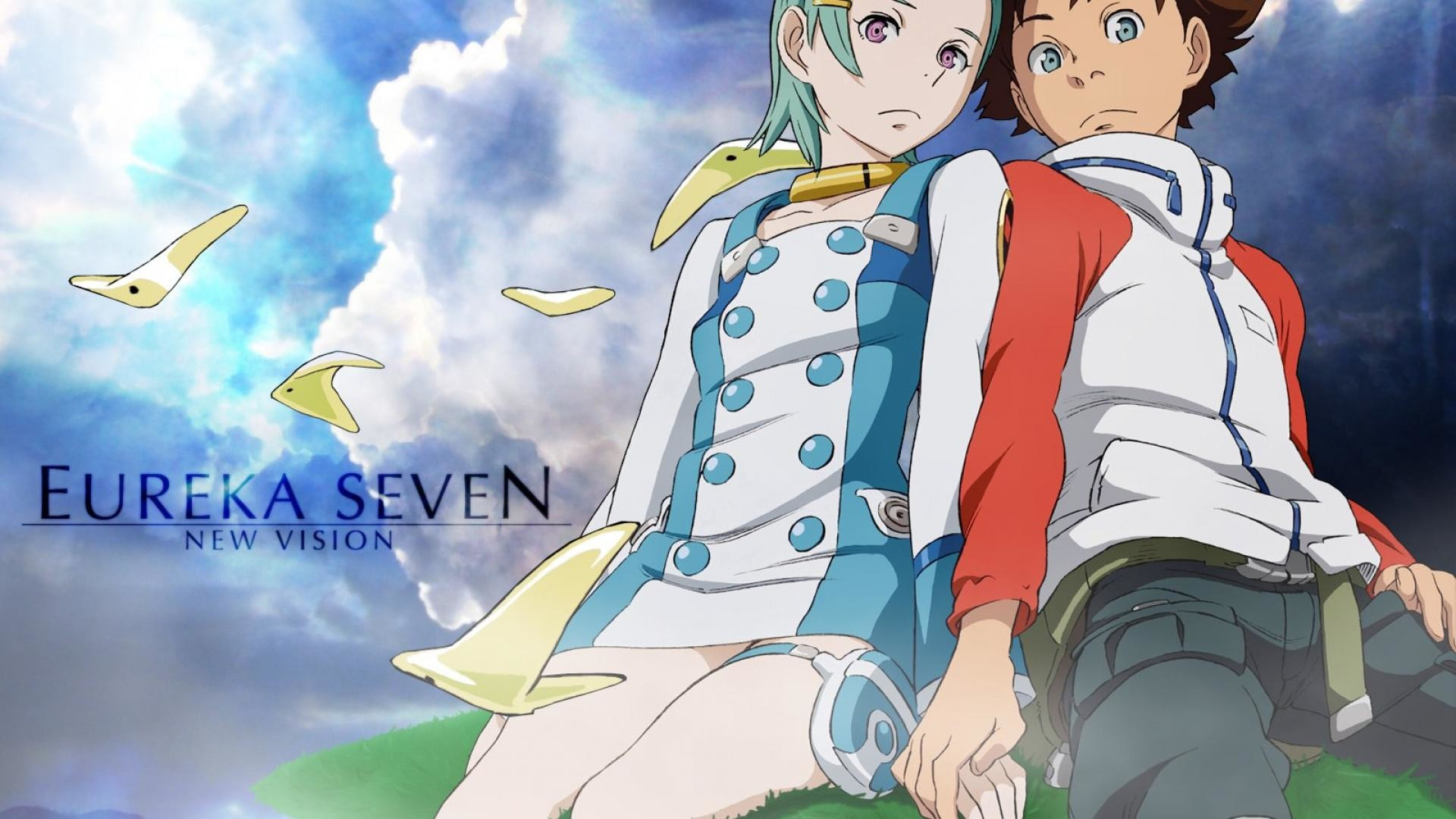 Res: 1920x1080, ... Eureka Seven HQ Wallpapers - OVF-HD Background Wallpapers ...