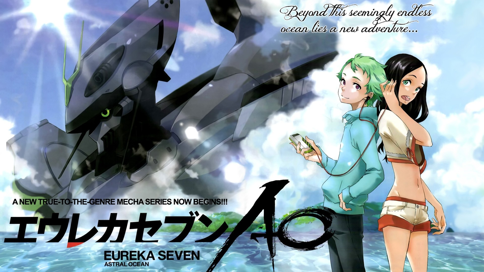 Res: 1920x1080, Eureka Seven Source: Keys: anime, eureka seven, television, wallpaper,  wallpapers. Submitted Anonymously 5 years ago