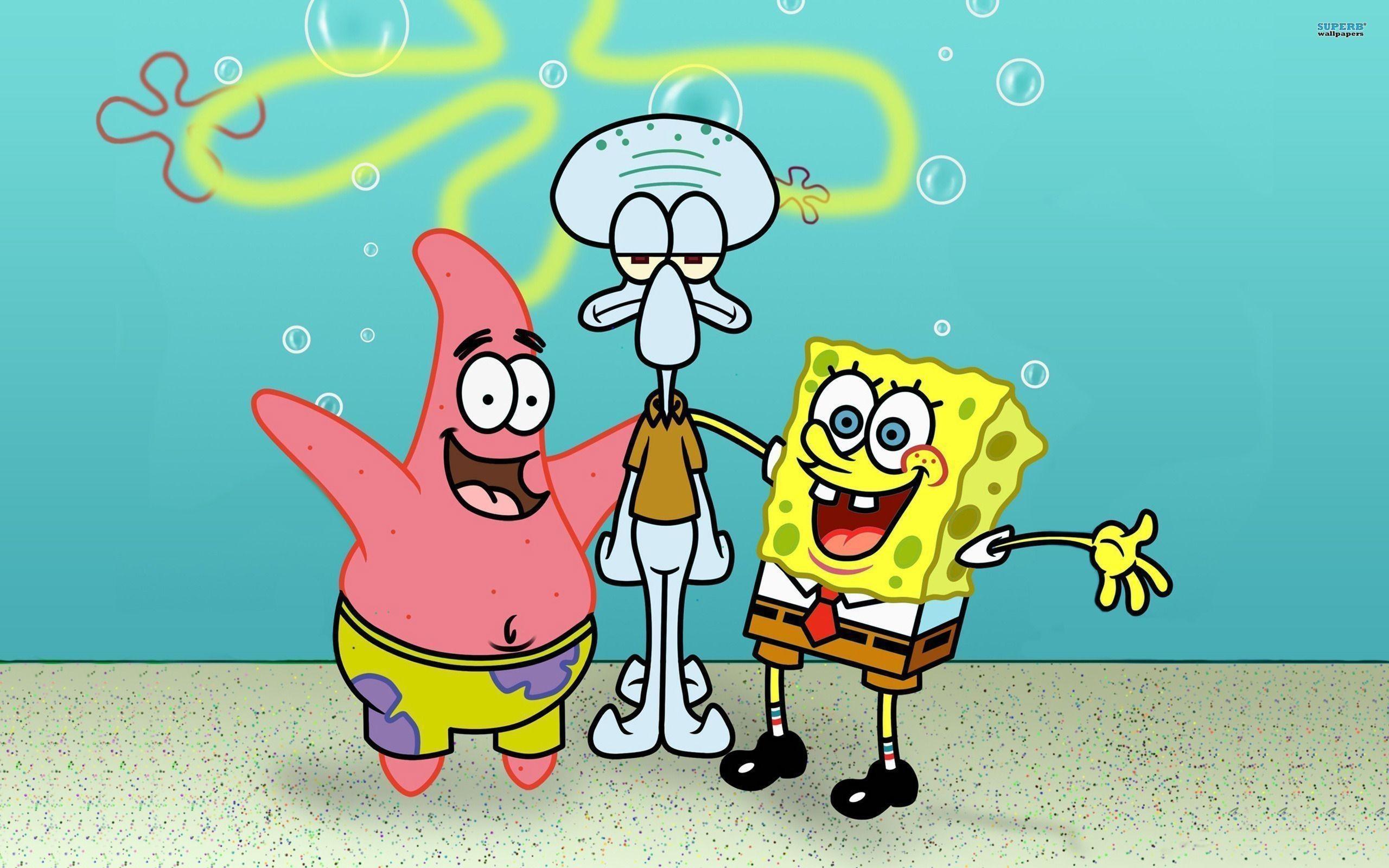 Res: 2560x1600,  62 Spongebob Squarepants Wallpapers | Spongebob Squarepants .