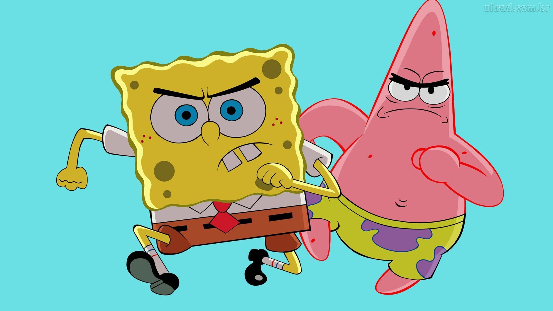 Res: 1920x1080, Funny Spongebob And Patrick Background 1 HD Wallpapers
