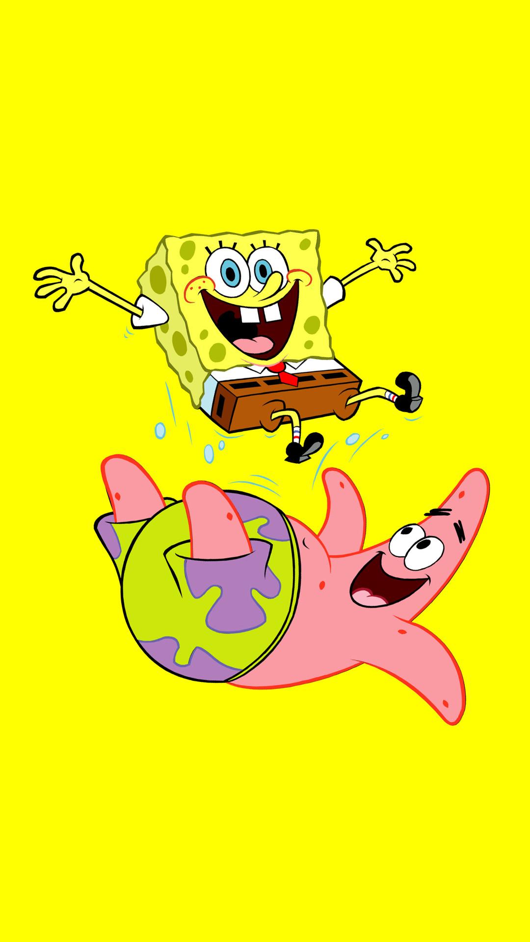 Res: 1080x1920, Funny SpongeBob And Patrick