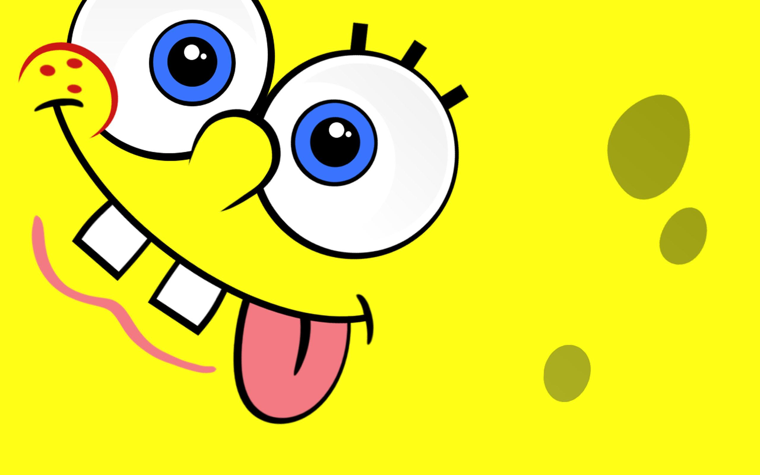 Res: 2560x1600, Free Spongebob Squarepants Funny, computer desktop wallpapers, pictures,  images