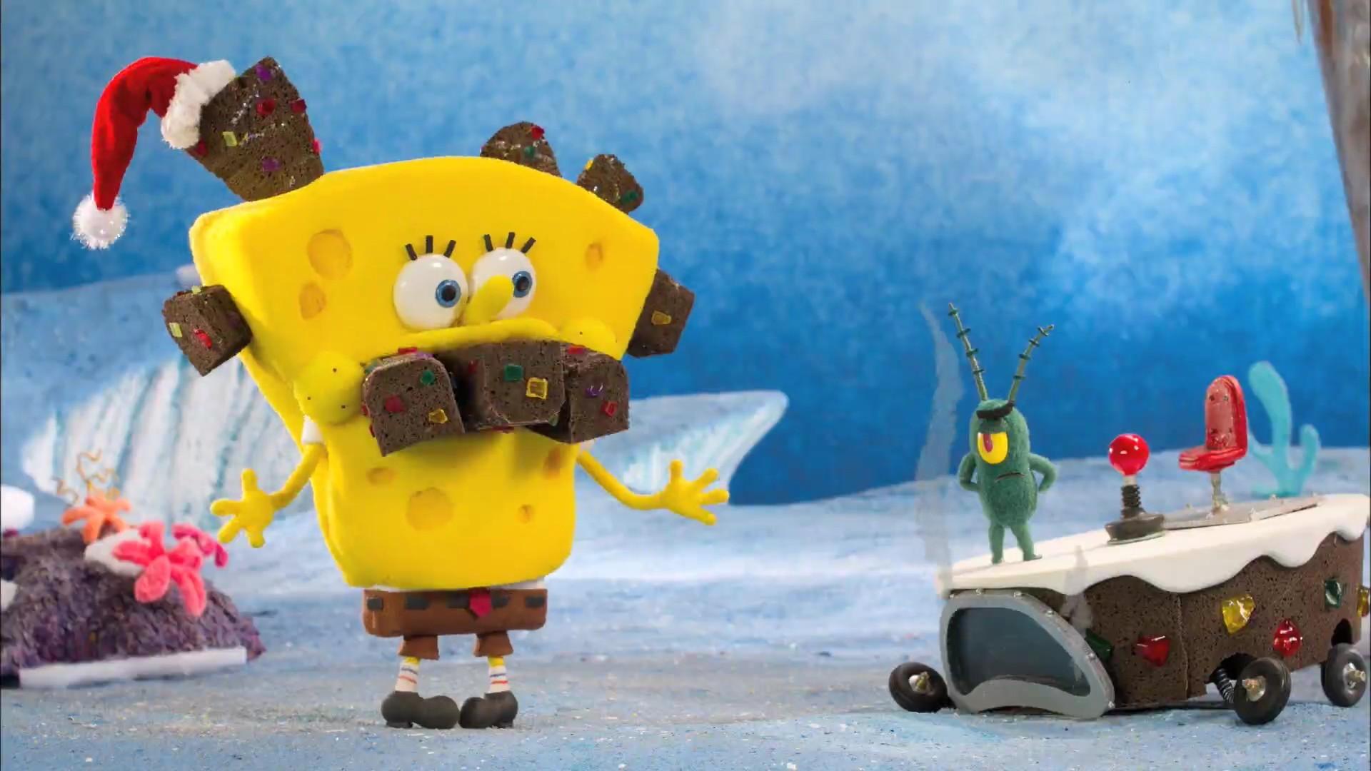 Res: 1920x1080, Spongebob Squarepants funny humor christmas f wallpaper |  | 98265  | WallpaperUP