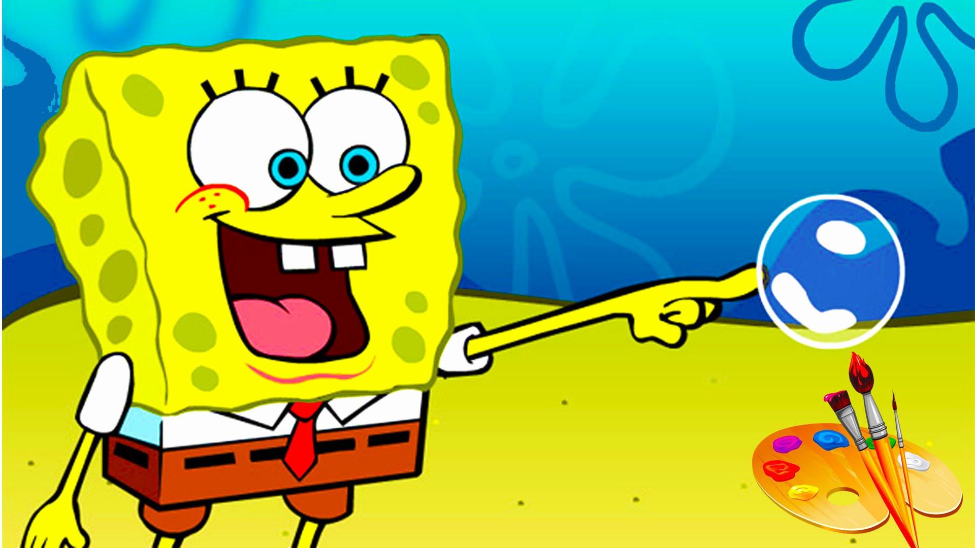 Res: 1920x1080, 1080x1920 SpongeBob SquarePants