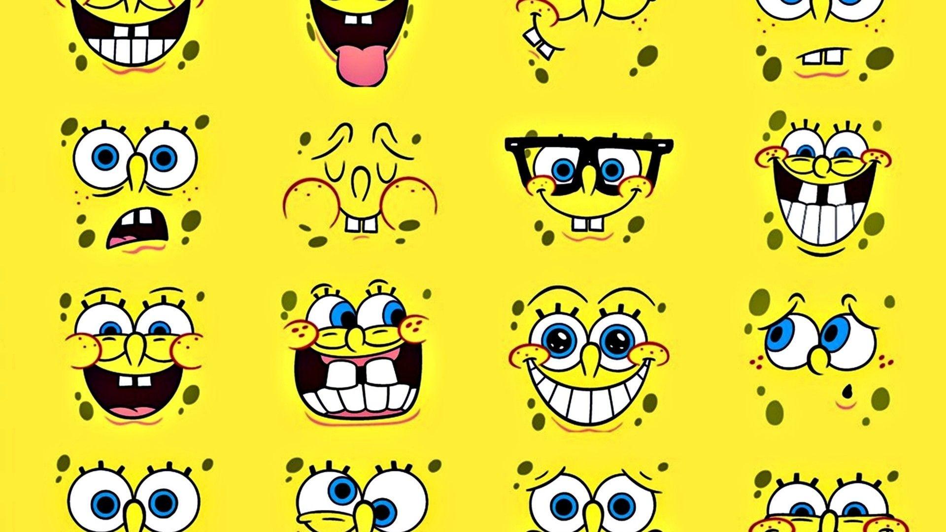Res: 1920x1080, wallpaper spongebob hd
