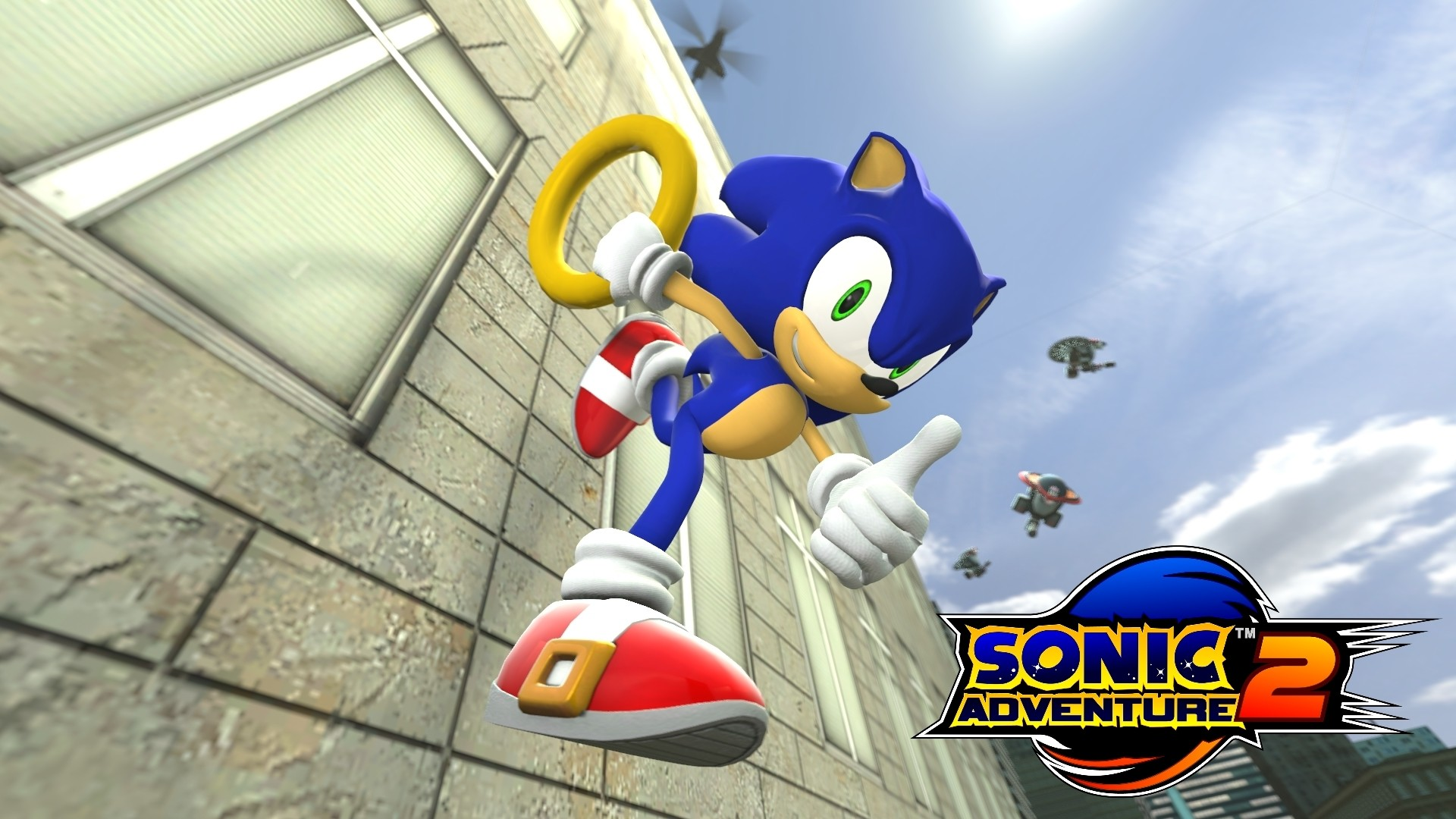 Sonic Adventure Wallpapers Hd Wallpaper Collections