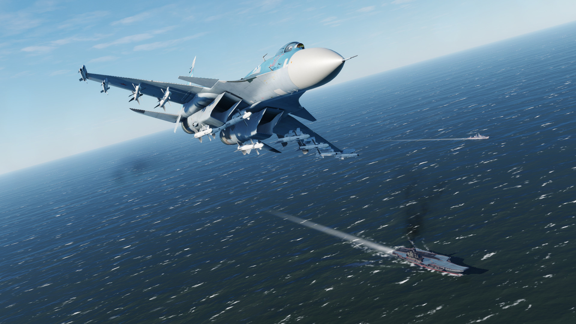 Res: 1920x1080, Dcs World Su 33 Flanker D 2017 Promotional Art Mobygames
