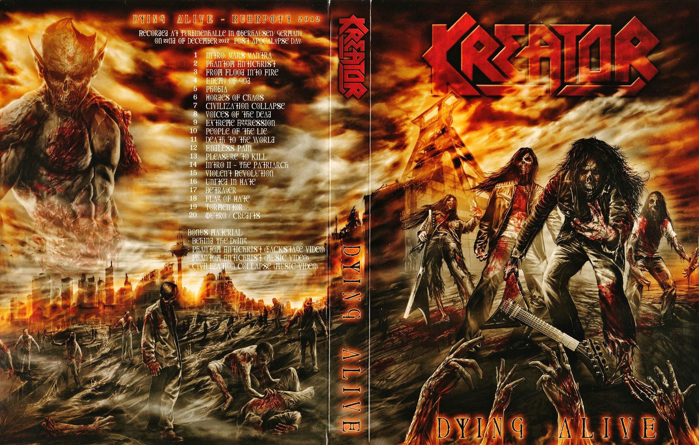 Res: 2412x1534, kreator, Thrash, Metal, Heavy, Rock, Dark, Evil, Poster Wallpapers HD /  Desktop and Mobile Backgrounds