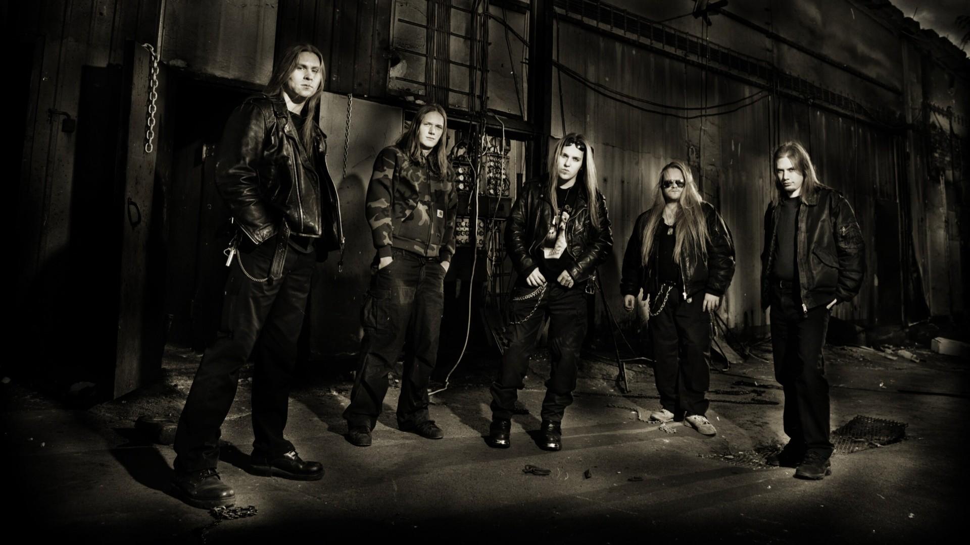 Res: 1920x1080,  Musik - Children Of Bodom Thrash Metal Heavy Metal Death Metal  Wallpaper