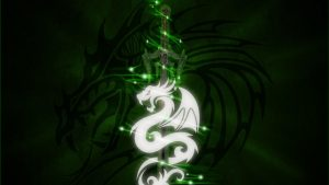 Green Dragon wallpapers