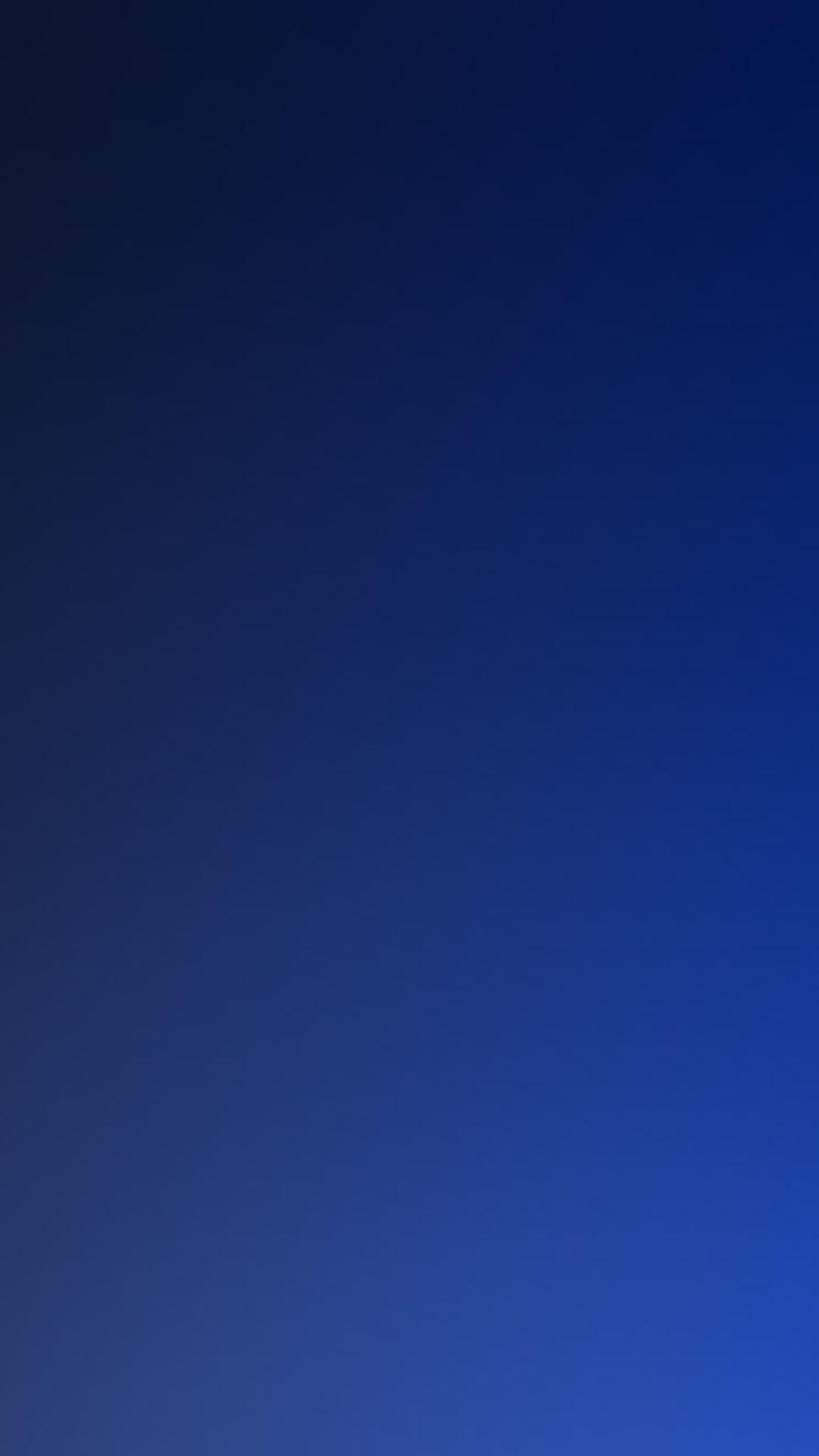 Res: 1080x1920, Pure Dark Blue Ocean Gradation Blur Background iPhone 6 wallpaper