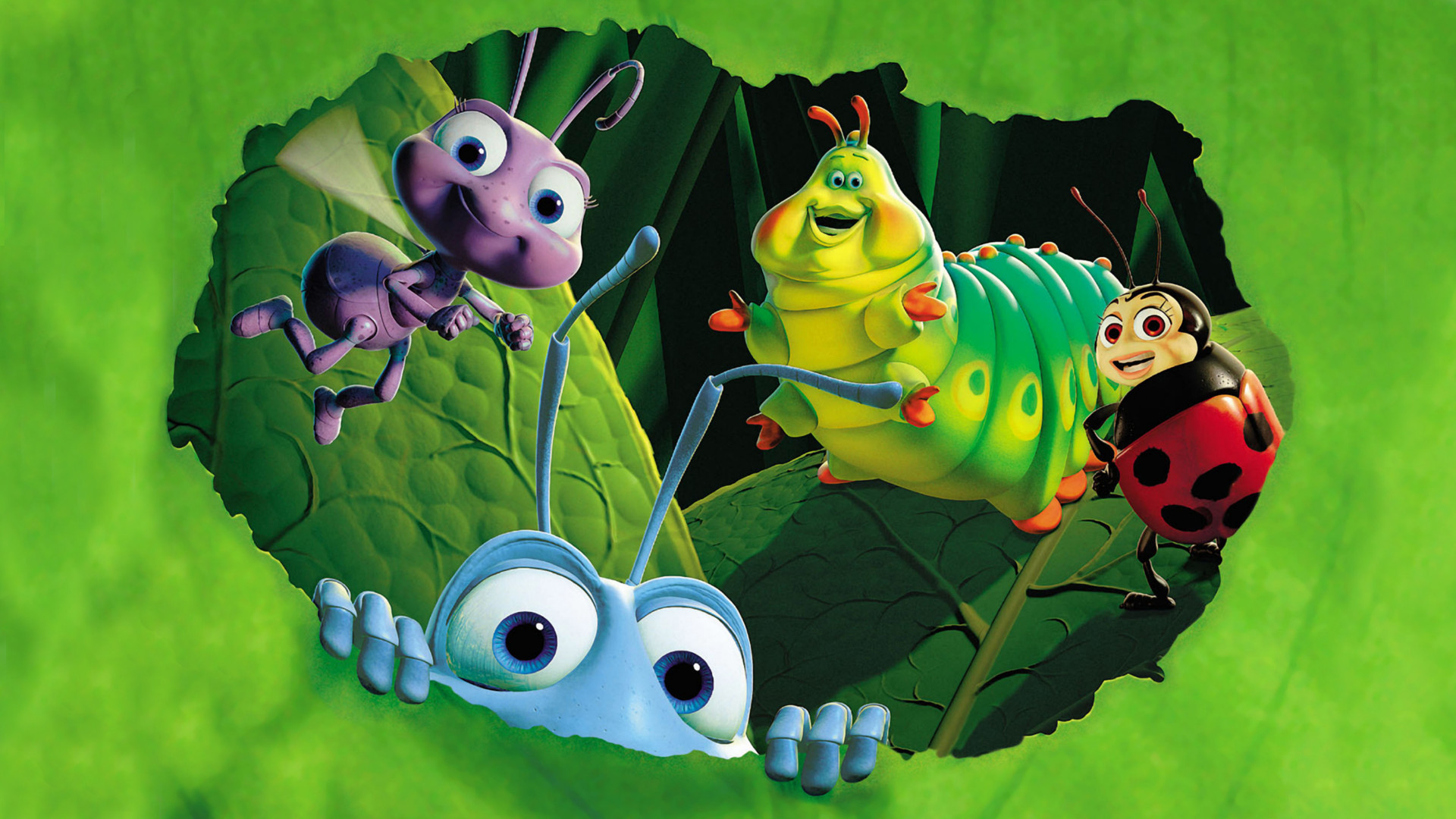 Res: 1920x1080, A Bug's Life Wallpapers