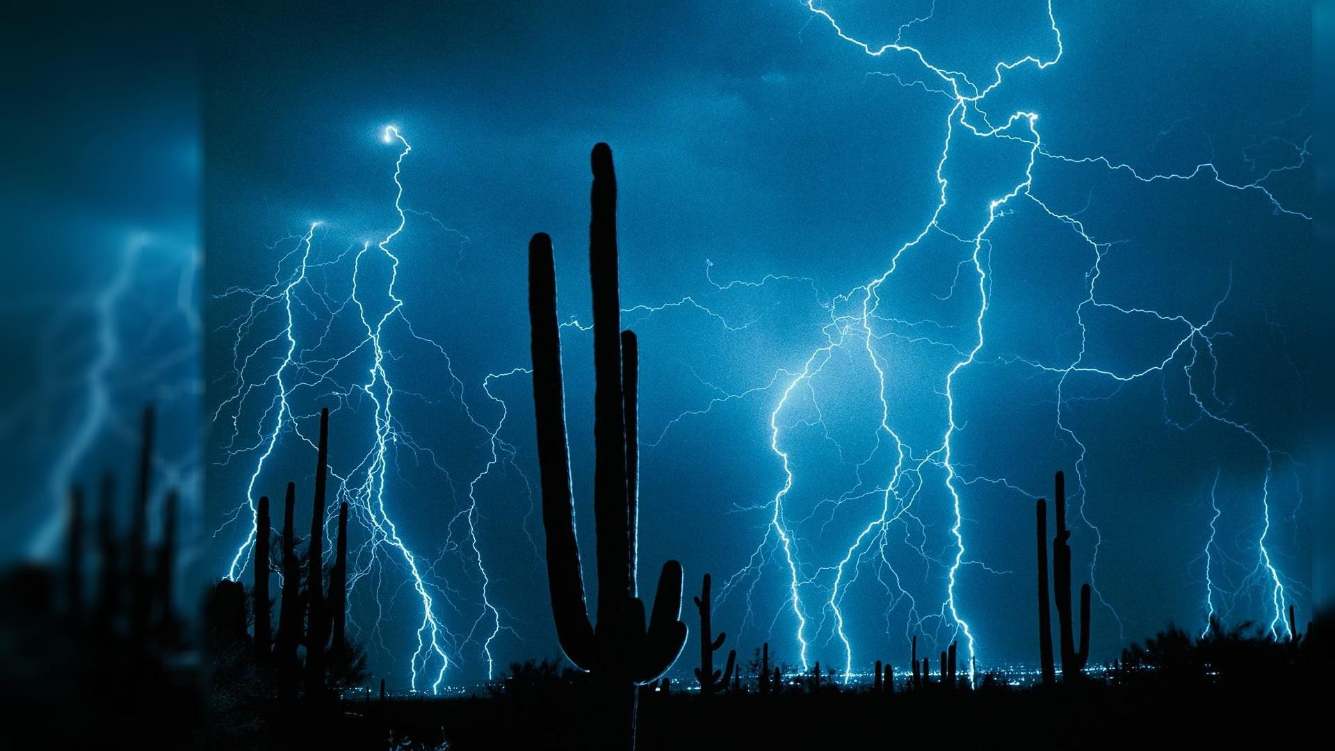 Res: 1920x1080, lightning strike HD wallpaper