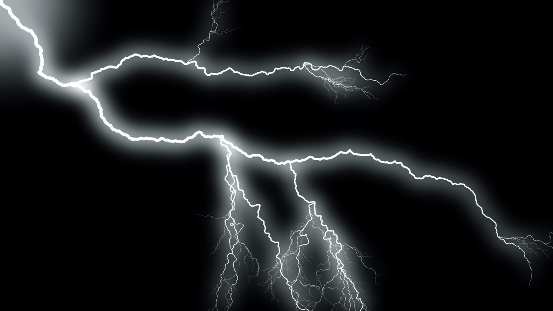 Res: 1920x1080, Lighting Bolt Wallpaper