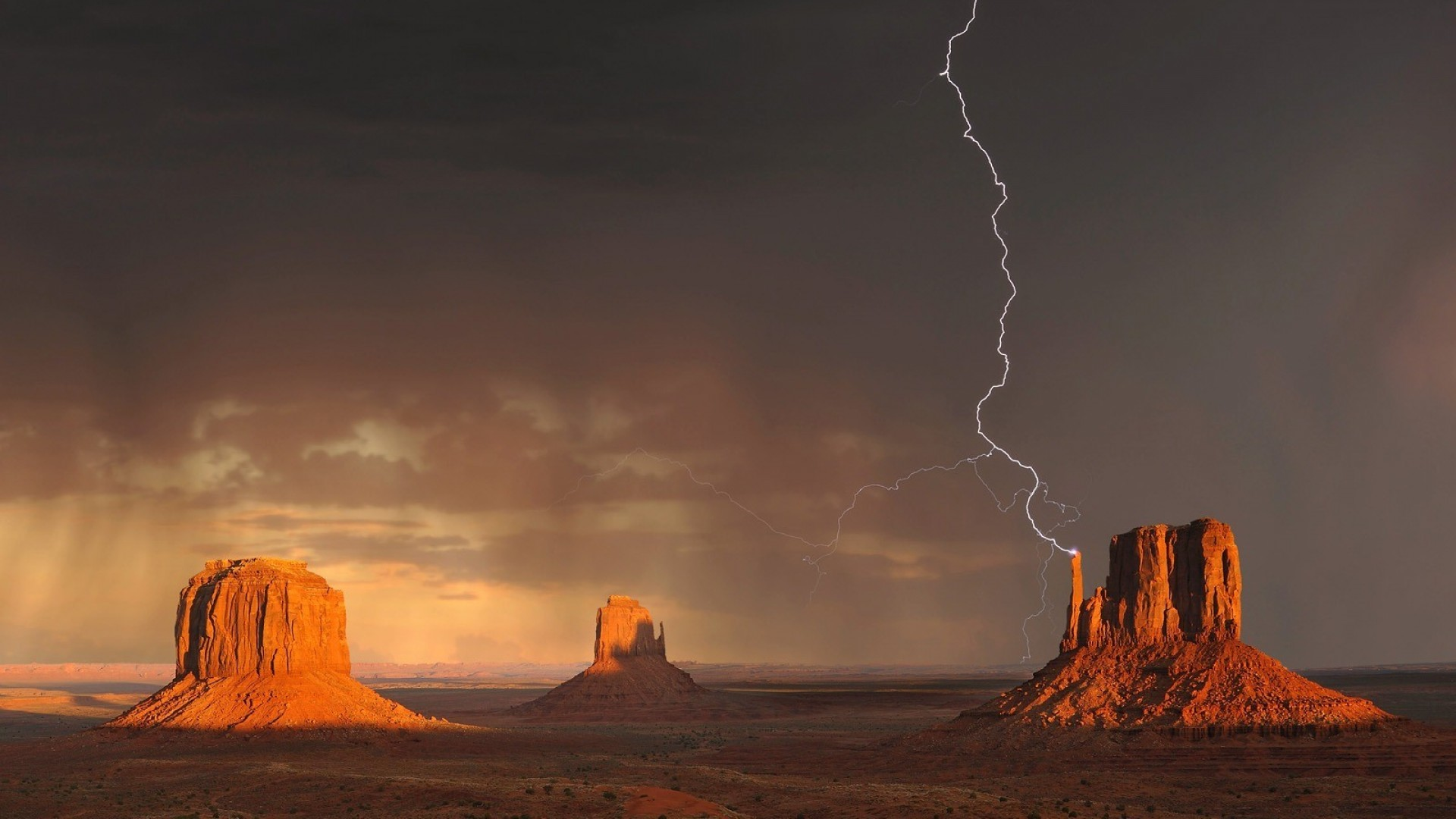 Res: 1920x1080, Monument Valley Lightning
