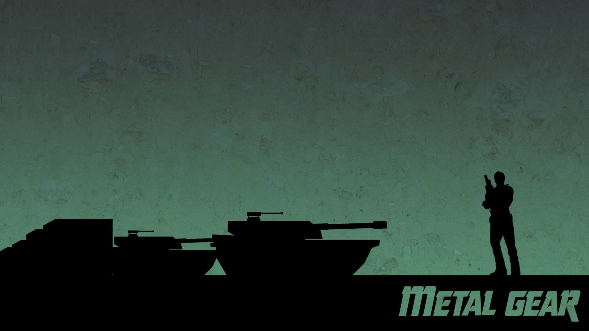 Res: 1920x1080, Metal Gear Solid Silhouette Wallpaper Collection
