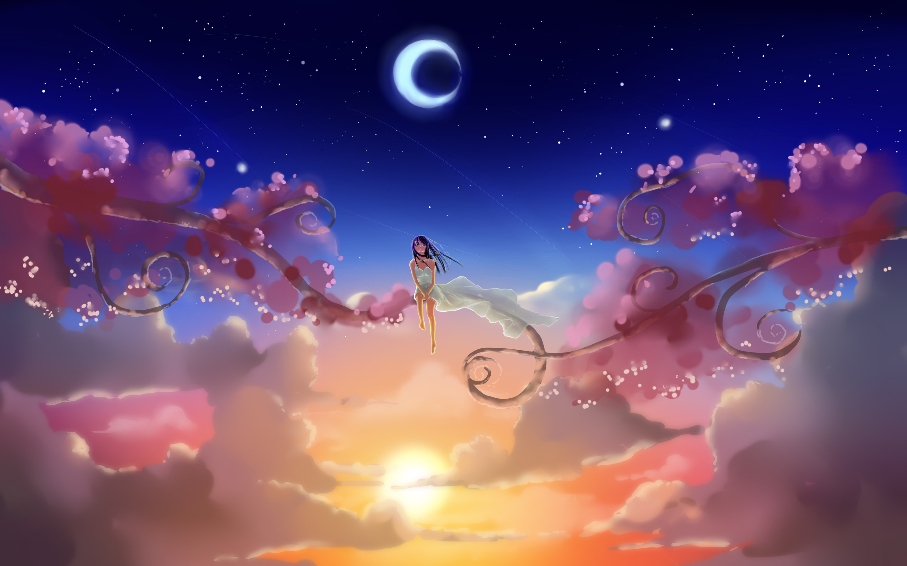 Res: 2880x1800,  Fantasy World HD Wallpapers Widescreen | Widescreen Wallpapers .