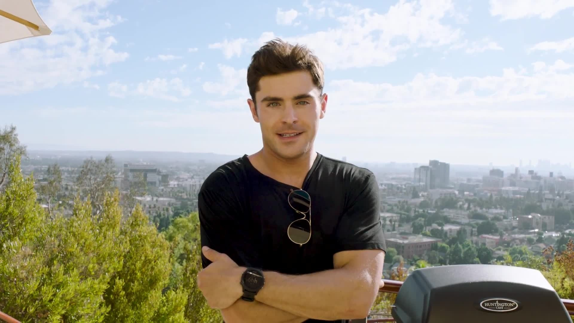 Res: 1920x1080, ... Zac Efron Wallpapers ...