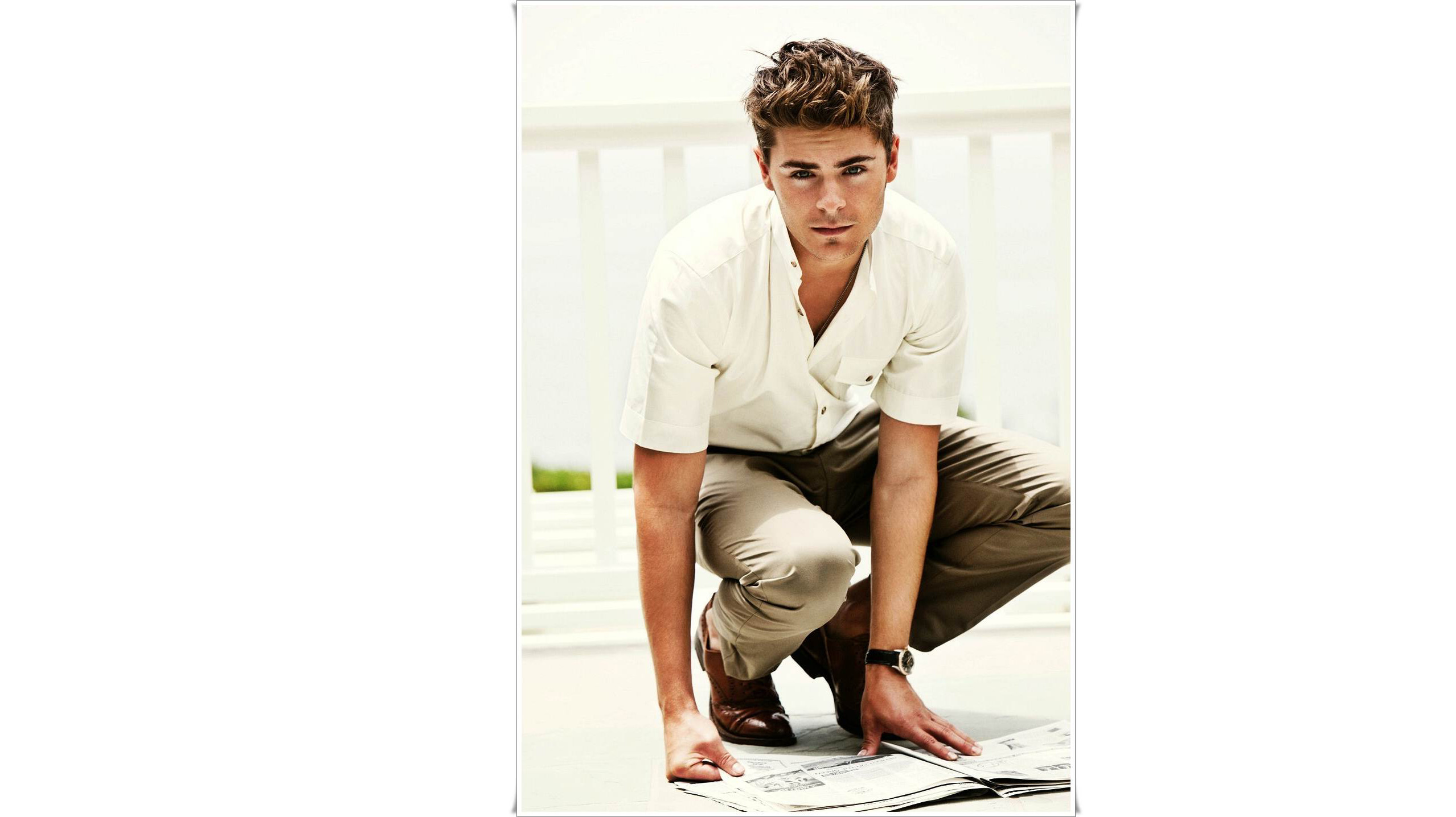 Res: 2557x1436, on November 9, 2015 By admin Comments Off on Zac Efron HD